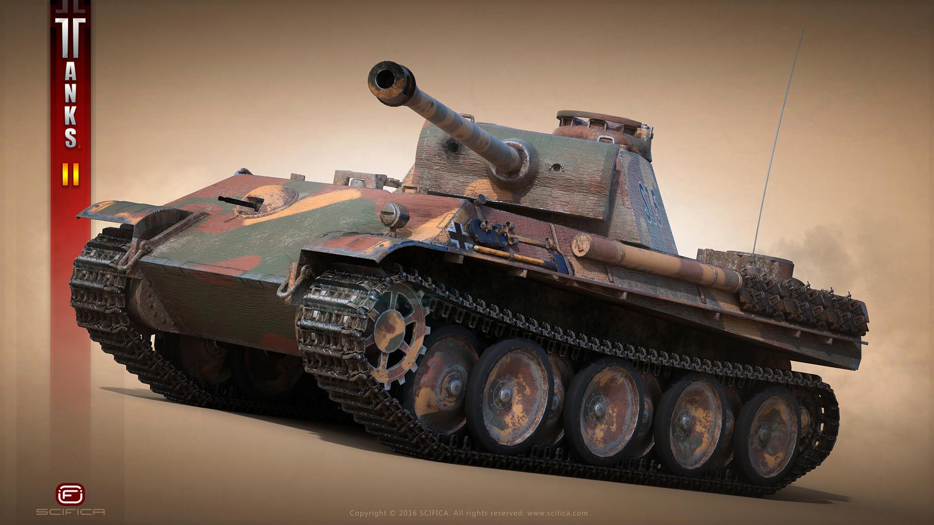 German Panther Tank Wallpaper 77 Images