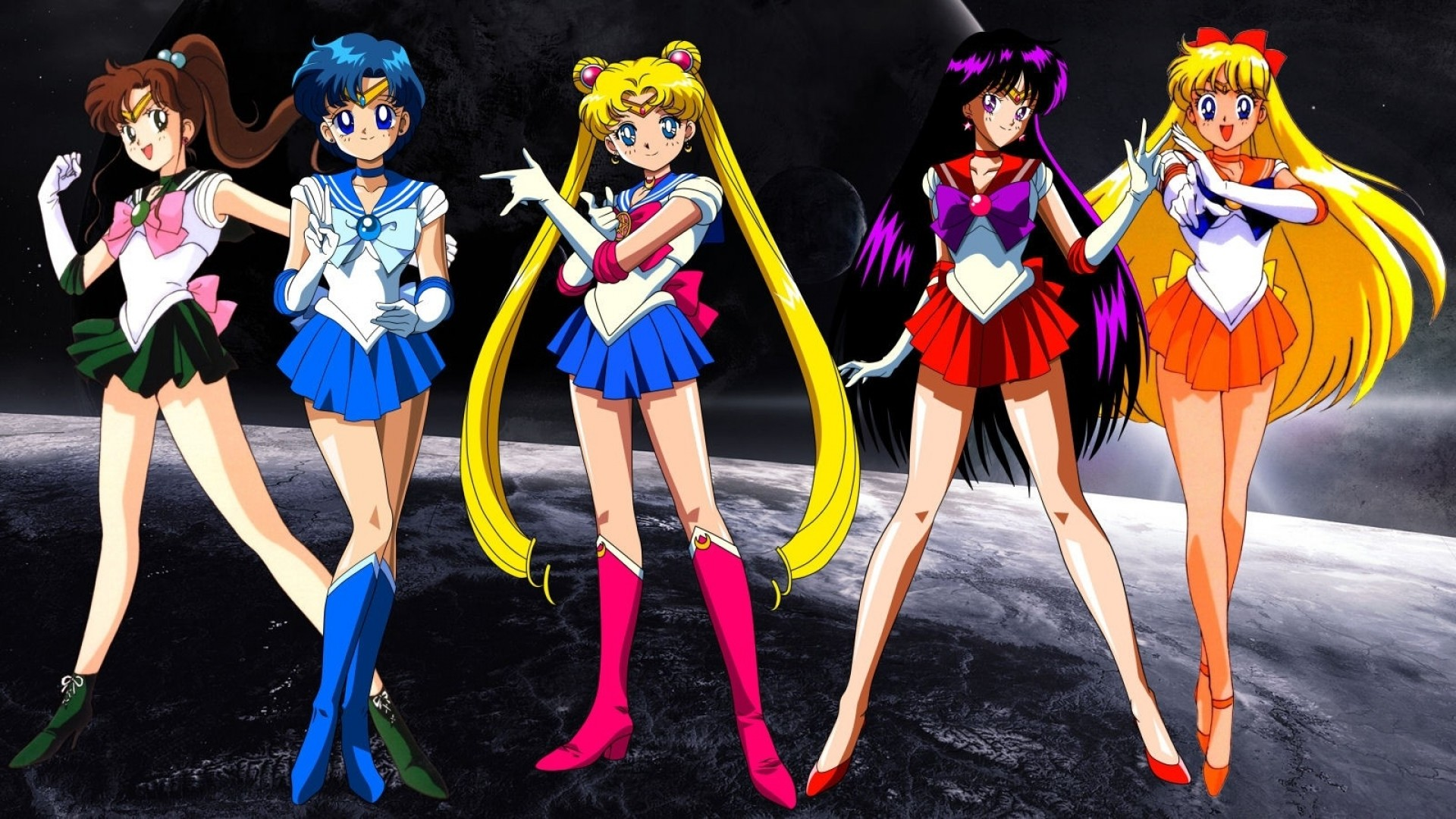 1920x1080  Sailor Moon 164 desktop PC and Mac wallpaper