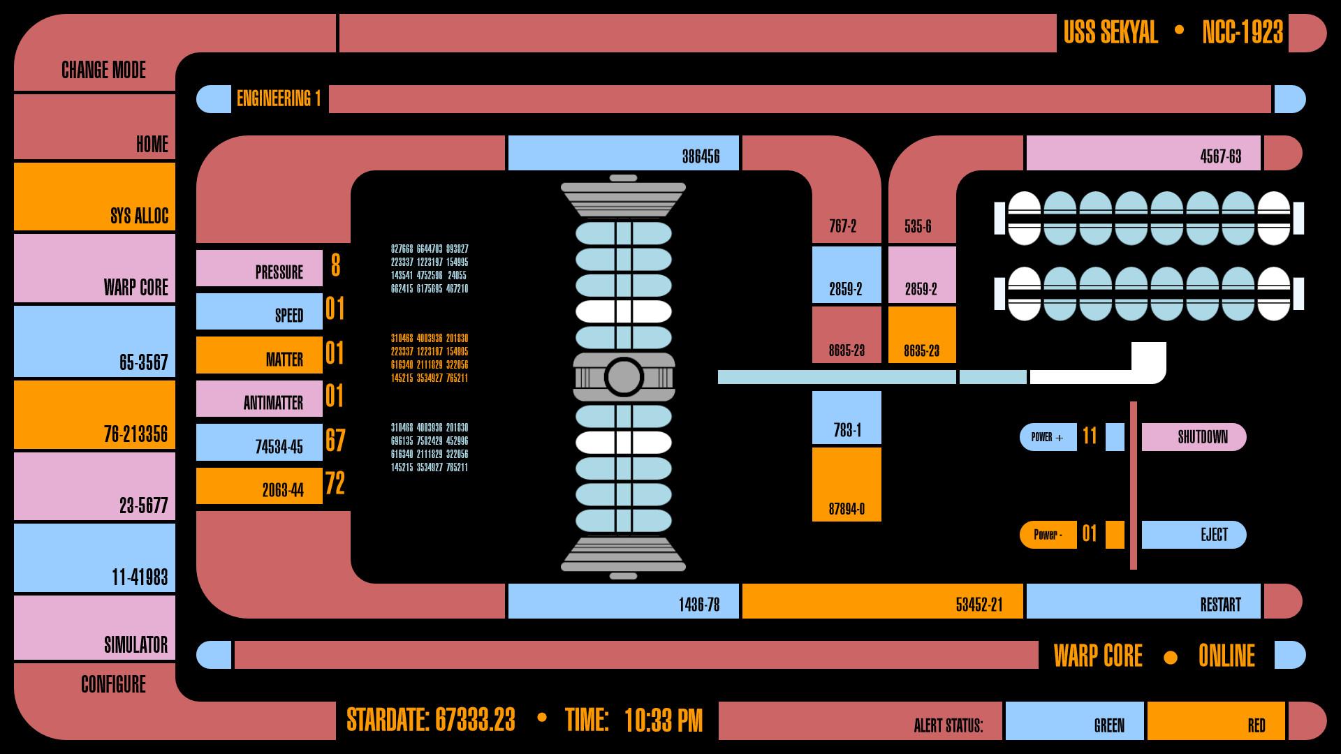 Star Trek Lcars Iphone Wallpaper 59 Images
