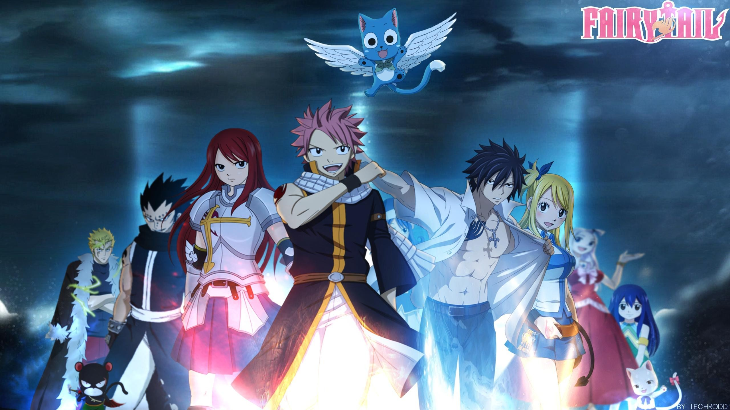 2560x1440  full size fairy tail wallpaper  for android tablet