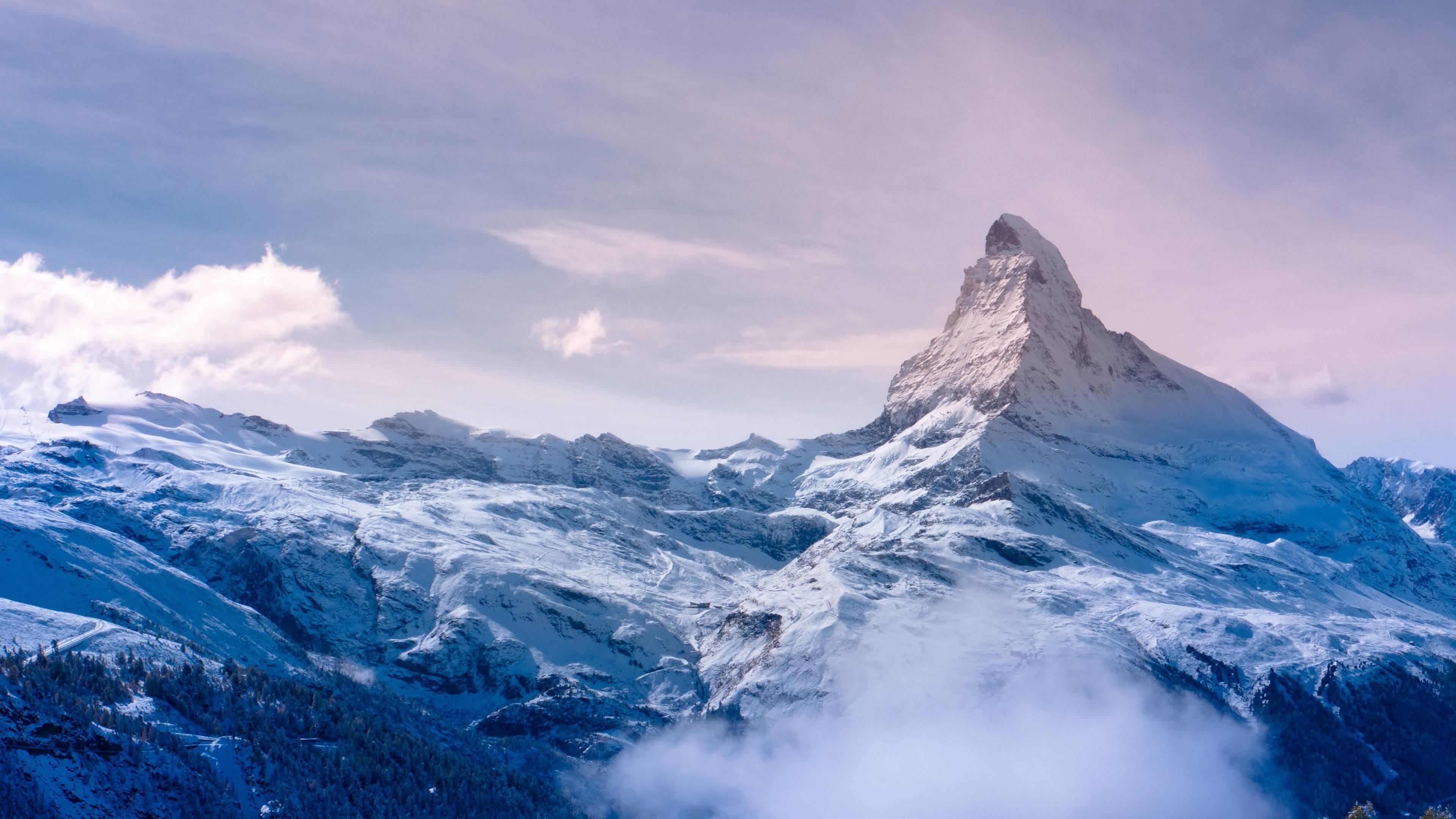 Winter Mountain Desktop Wallpaper 84 Images