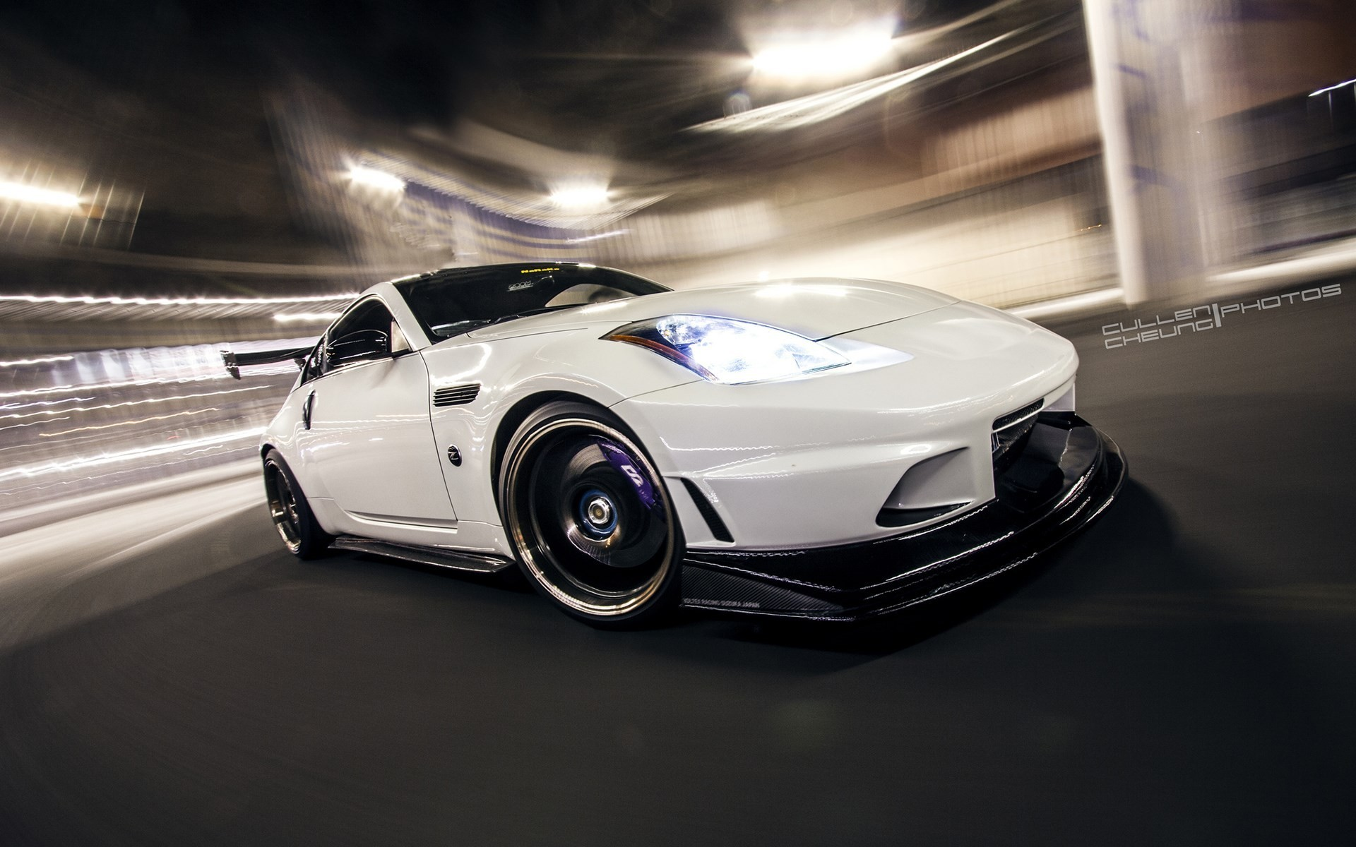 1920x1200 Nissan 350Z HD Wallpaper