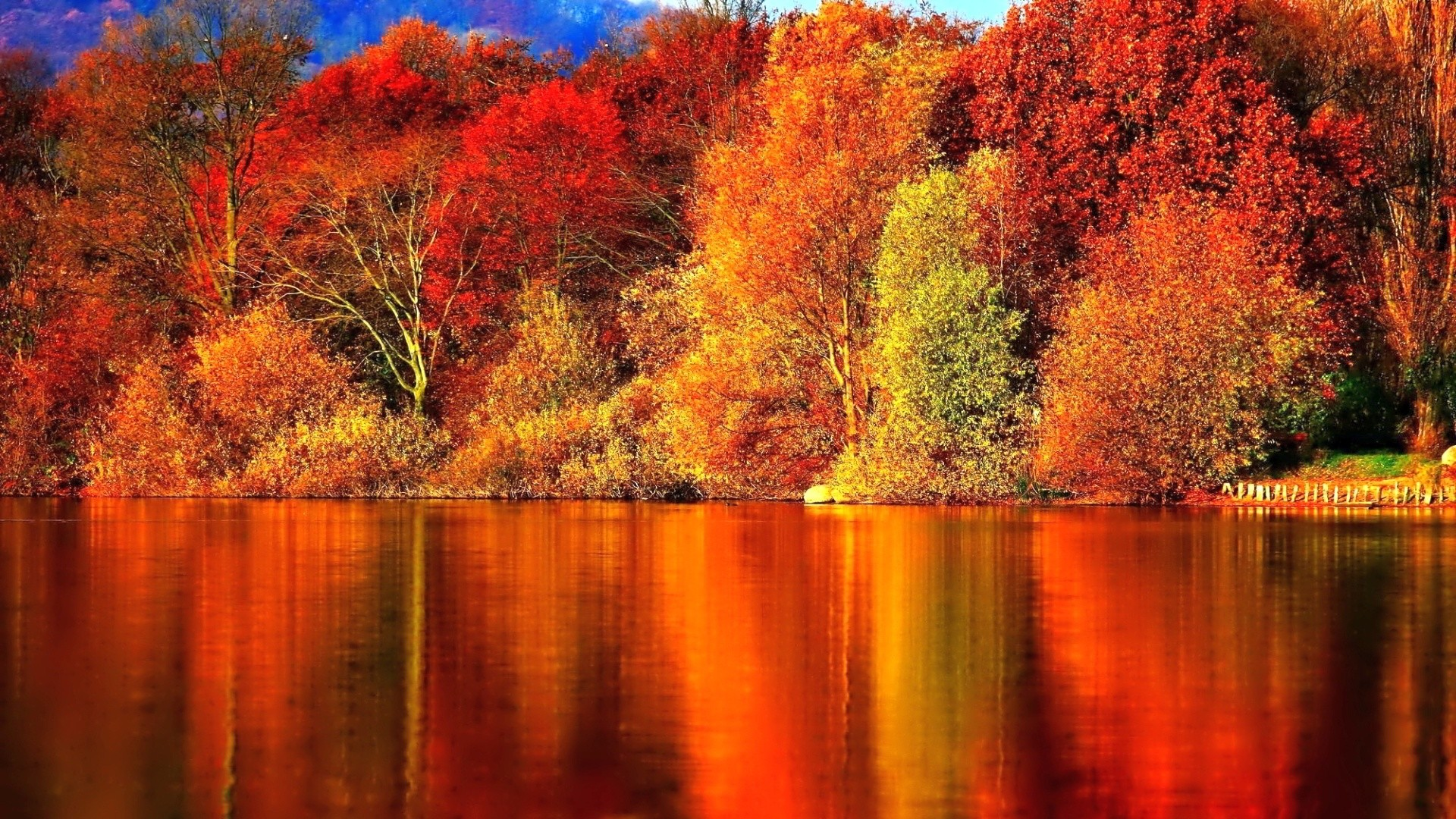 Desktop Wallpaper Autumn Scenes 41 Images