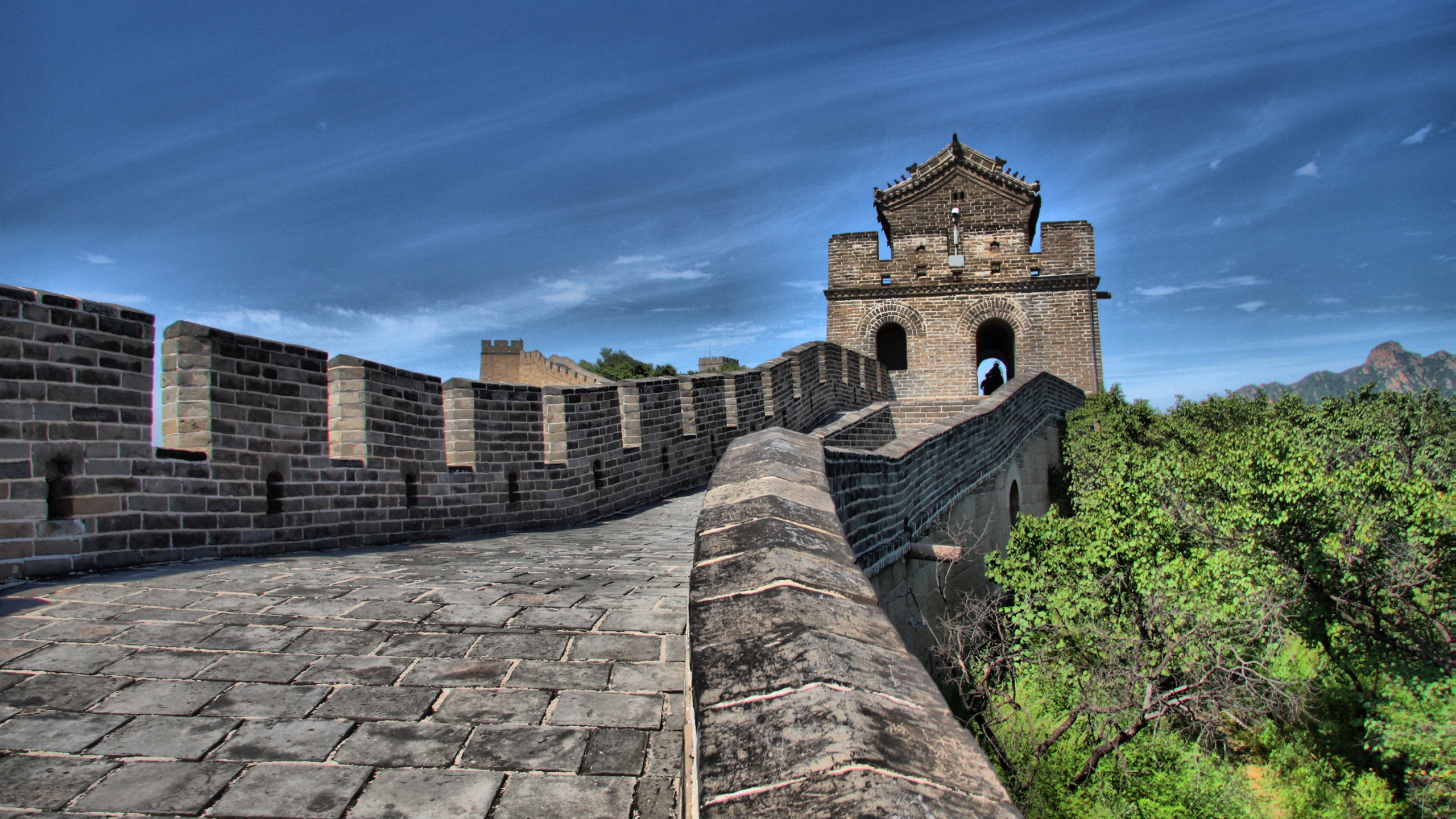 2560x1440 Great Wall Of China Wallpaper