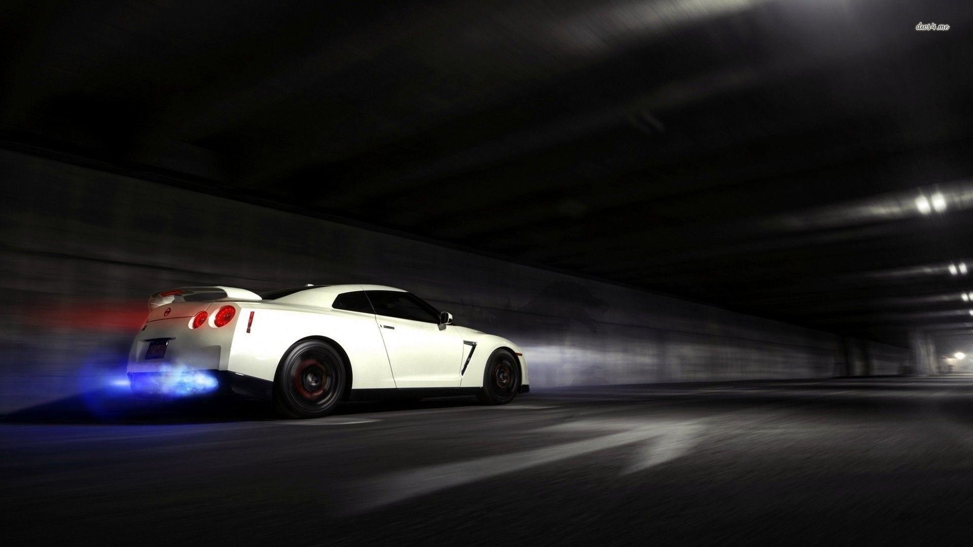 1920x1080 Nissan Skyline GT-R wallpaper - Car wallpapers - #