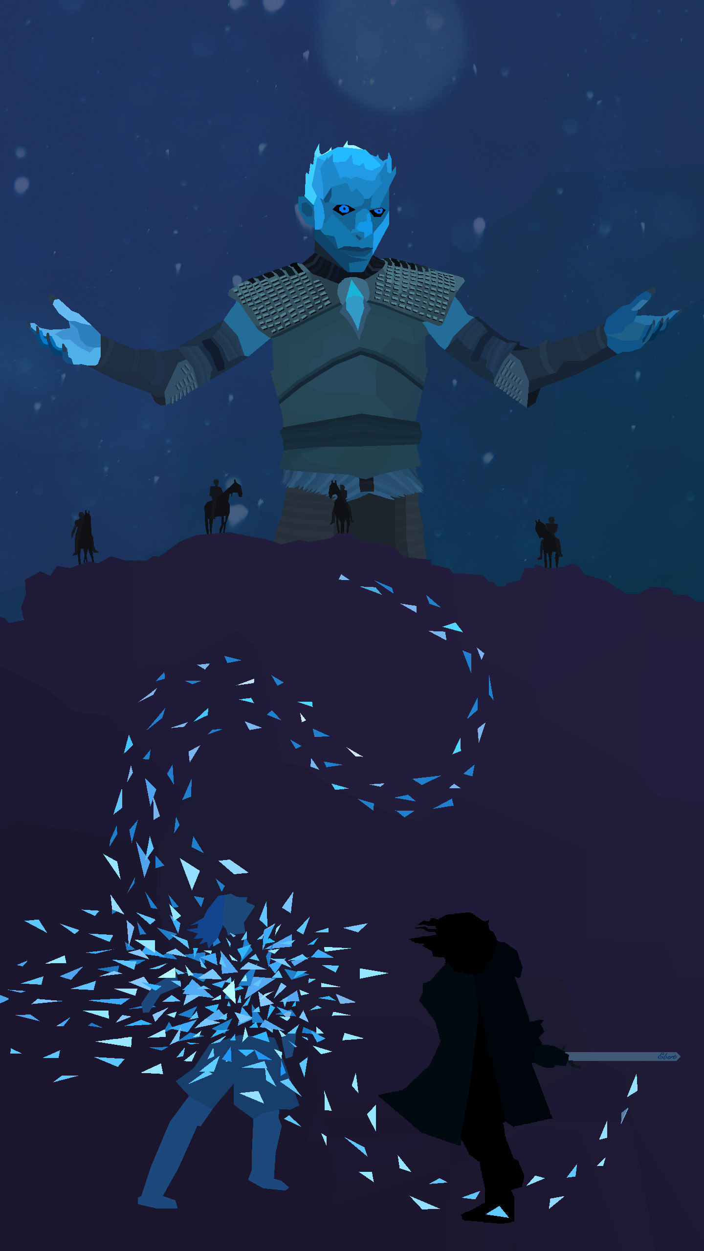 The night king wallpapers 86 images - King wallpaper ...