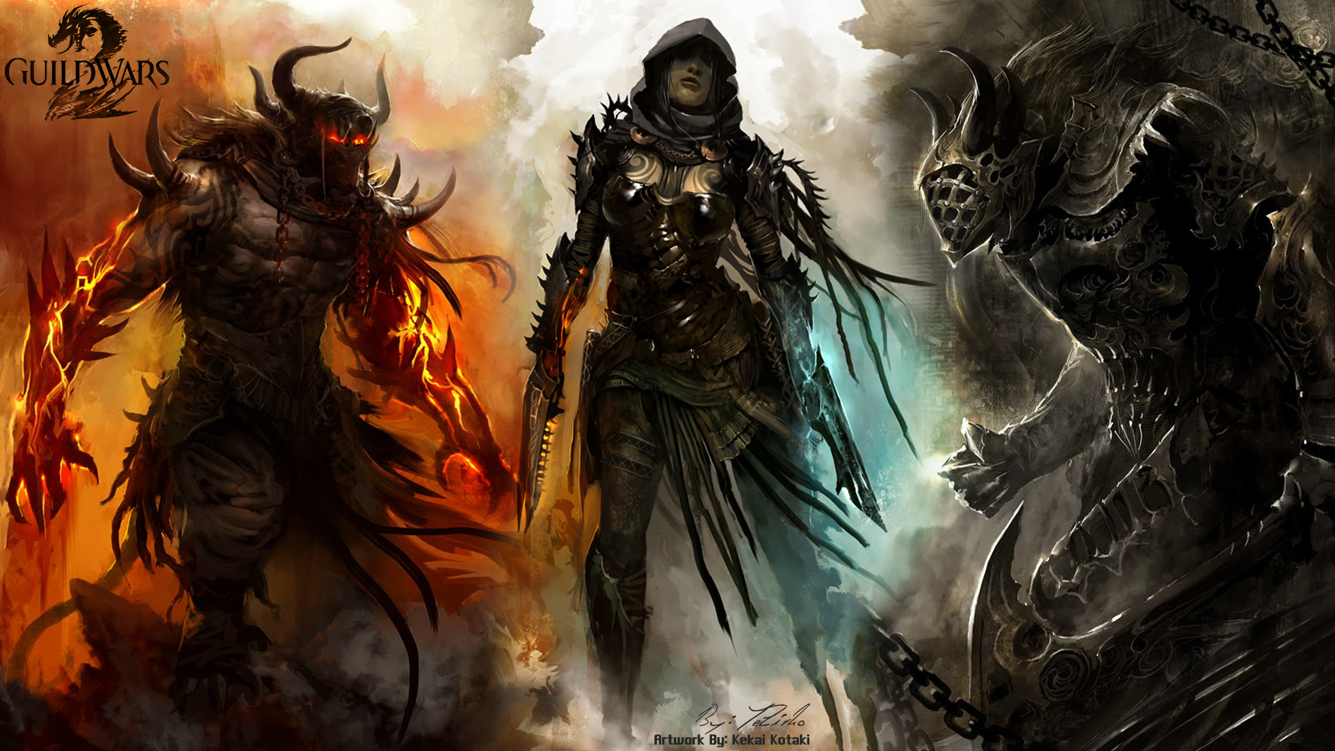 1920x1080 Tags: Guild Wars 2 ...