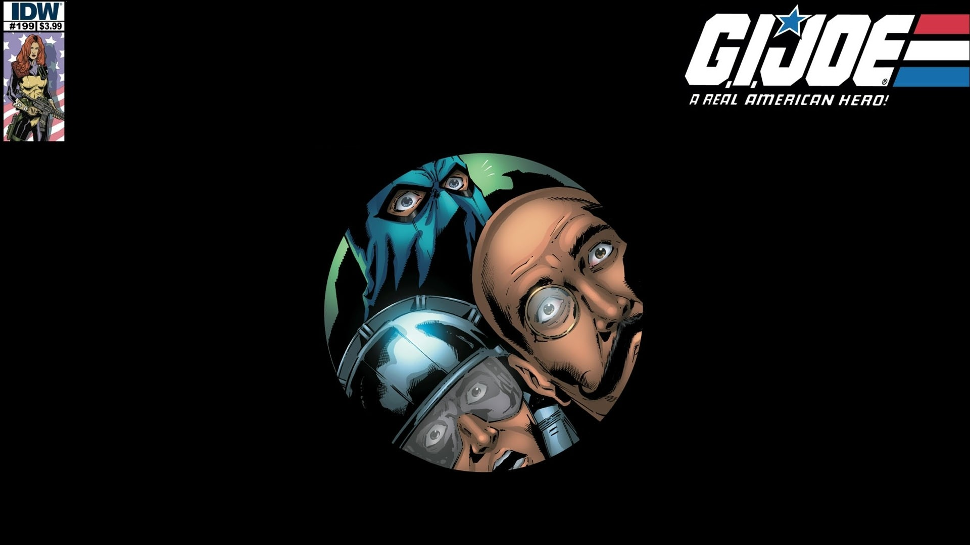 1920x1080 Season 2 on DVD. This highly collectible 3-DVD set contains ... Comics - G.I.  Joe: ...