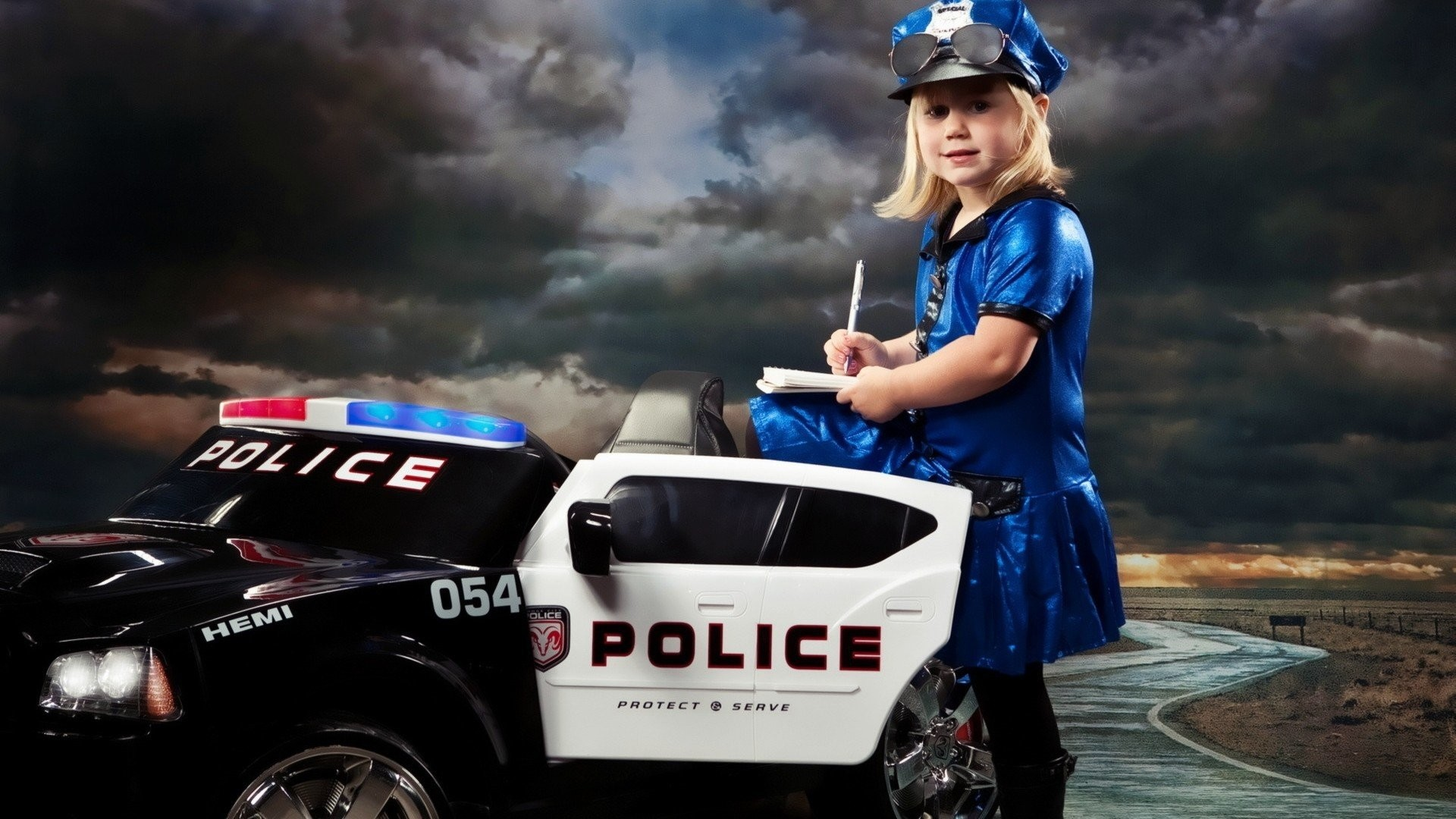 1920x1080 Women police funny police cars wallpaper |  | 252101 | WallpaperUP
