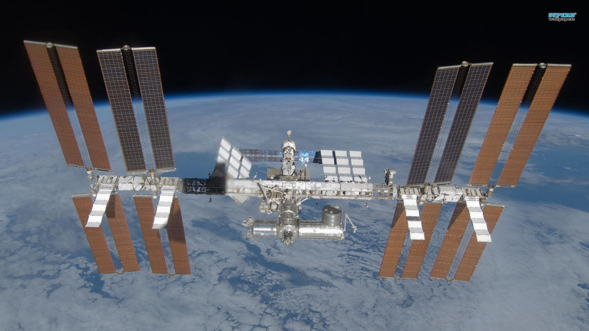 1920x1080 International Space Station 366246