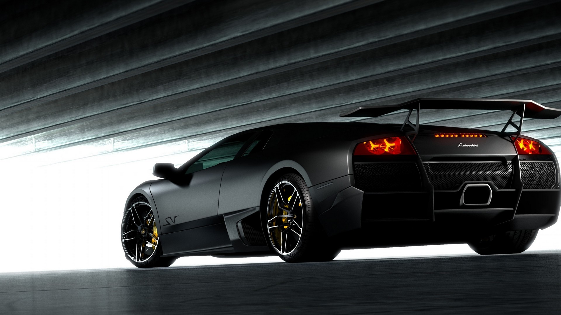 1920x1080 Lamborghini Gallardo Black Wallpaper Lamborghini Cars (87 Wallpapers) – HD  Wallpapers