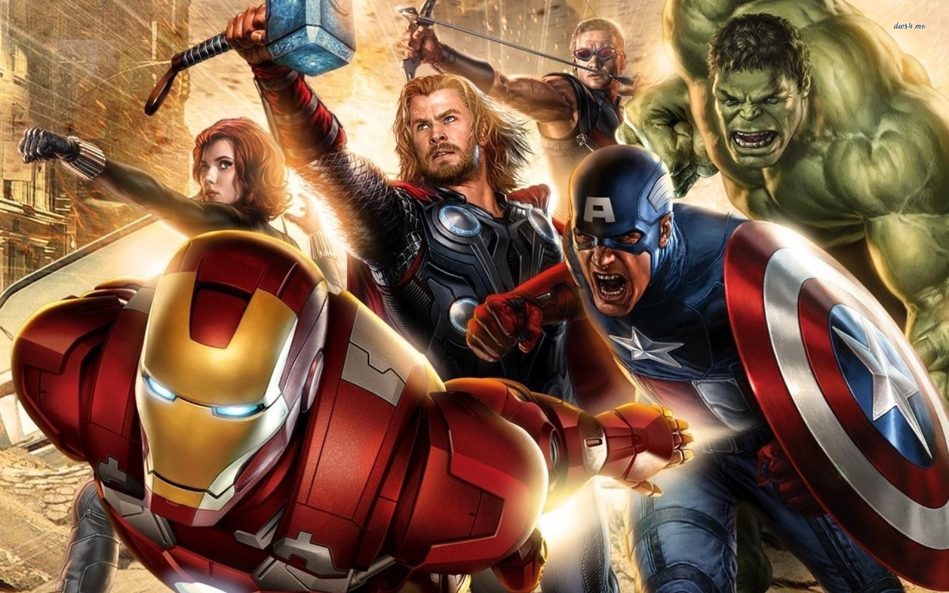 1920x1200 Avengers Wallpapers HD Full HD Pictures ...