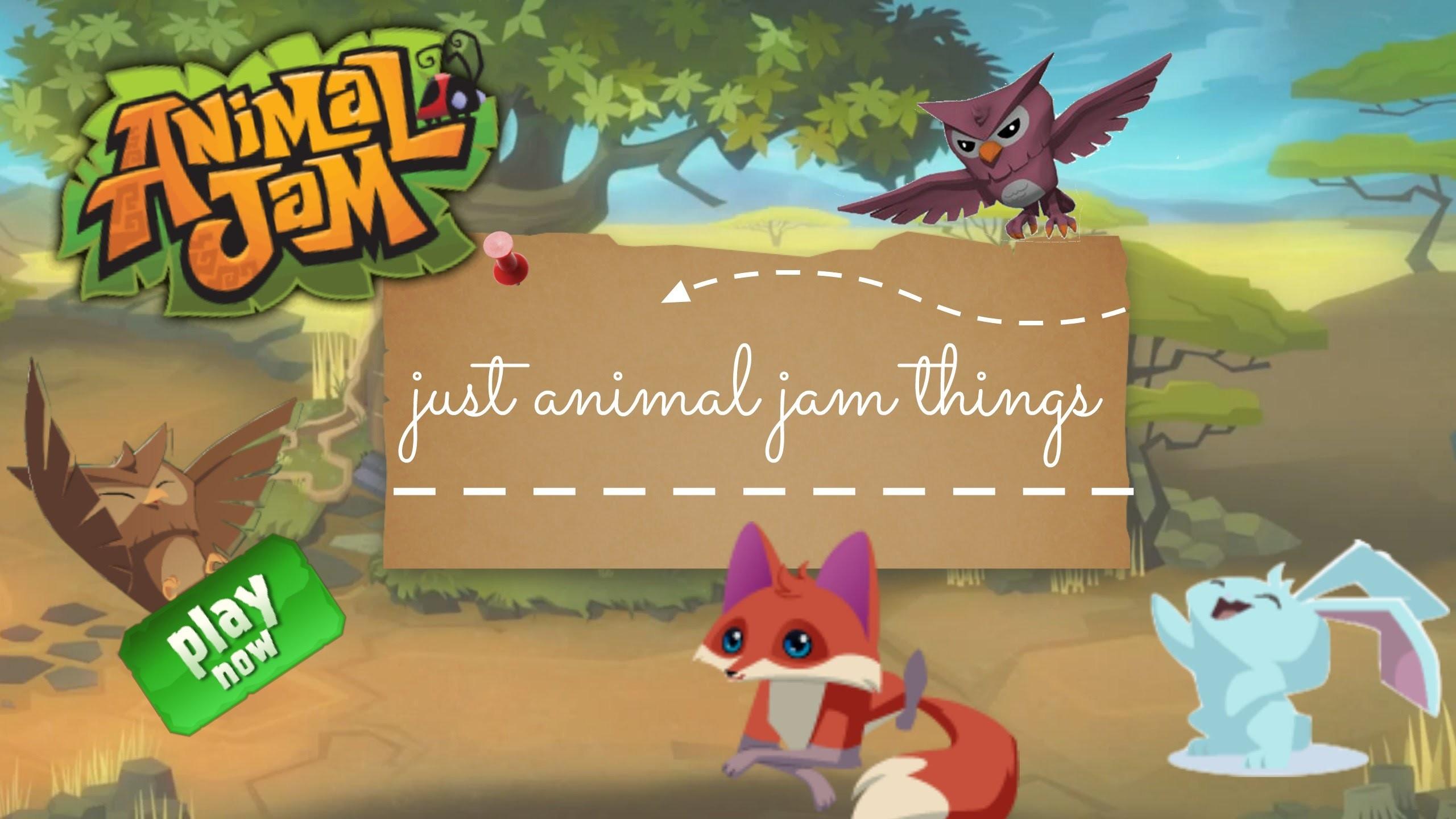 Animal Jam Wallpaper for Desktop (75+