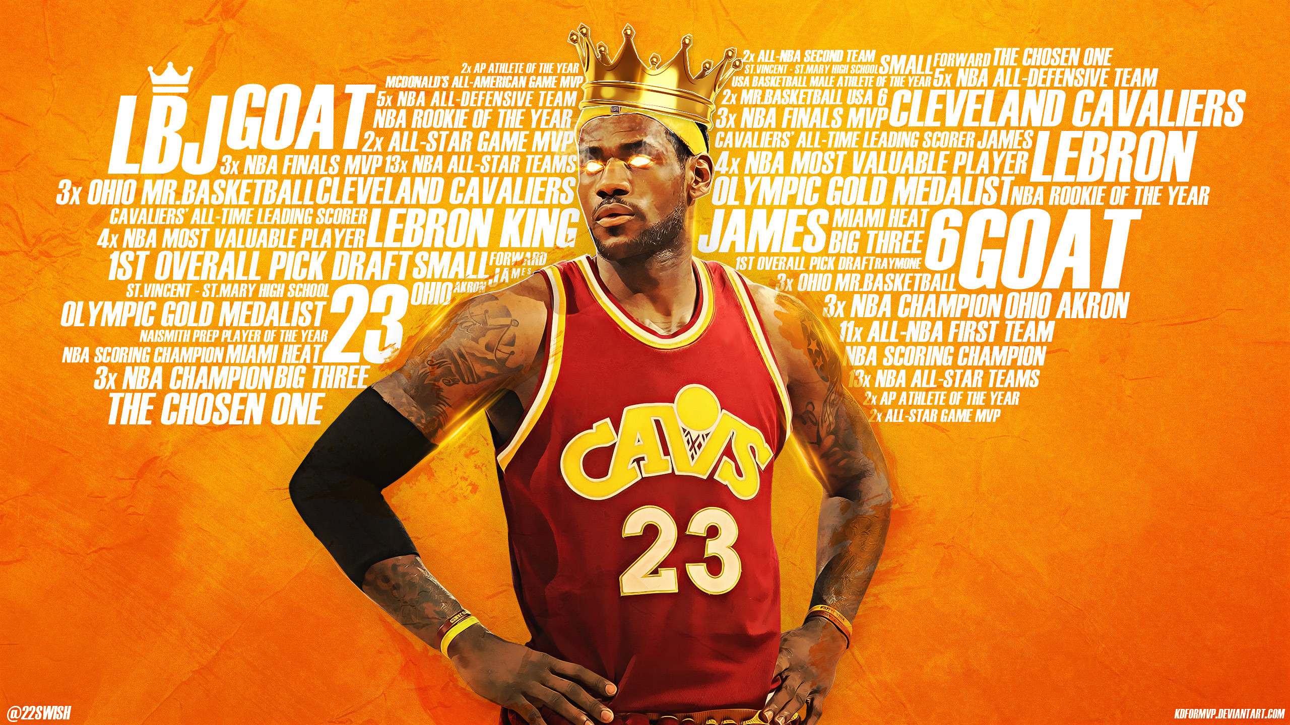 2560x1440 LeBron The King James 2017  Wallpaper