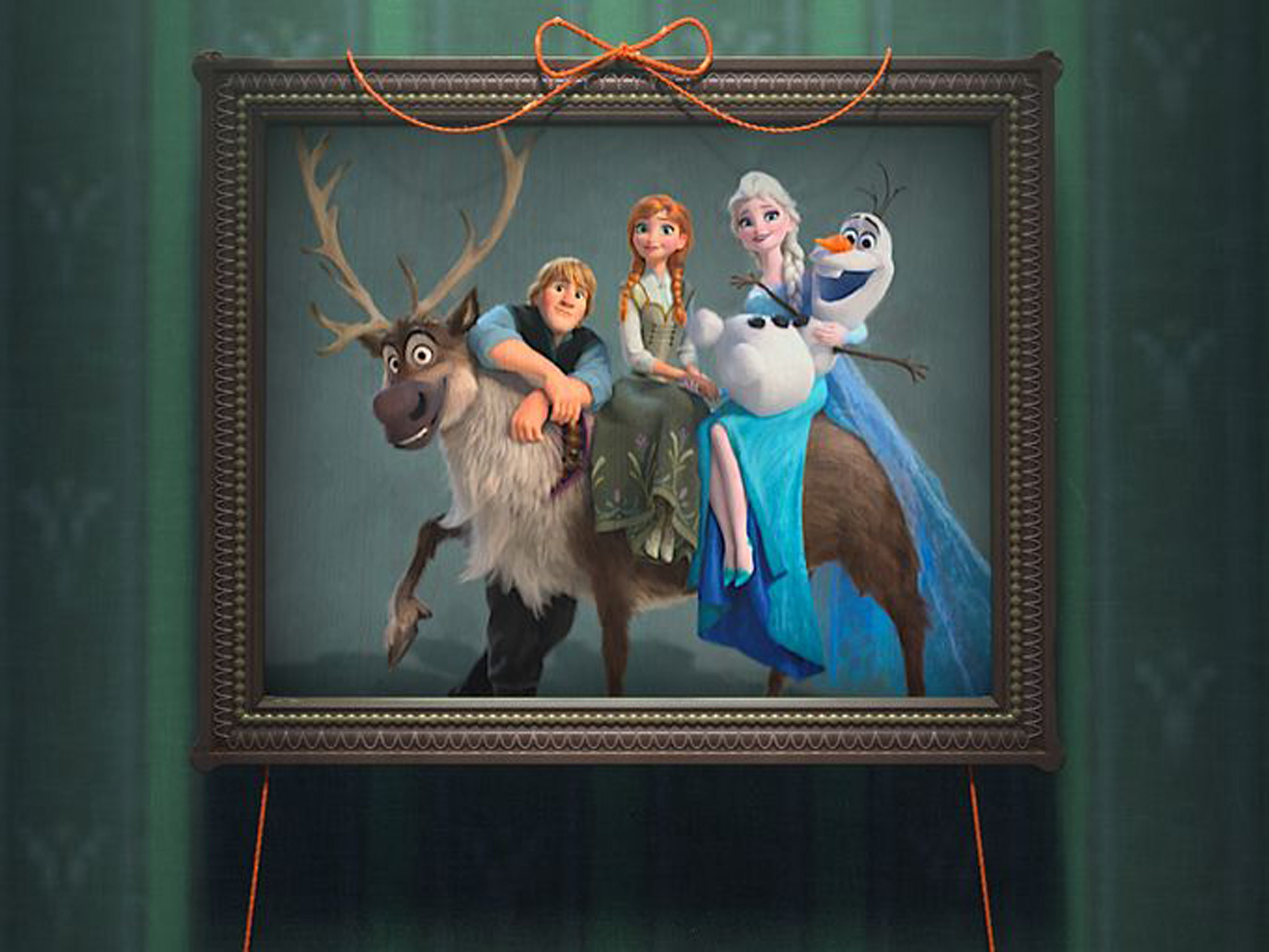 2048x1536 Frozen 2: See first pictures of Princess Elsa from Disney's short sequel Frozen  Fever | The Independent