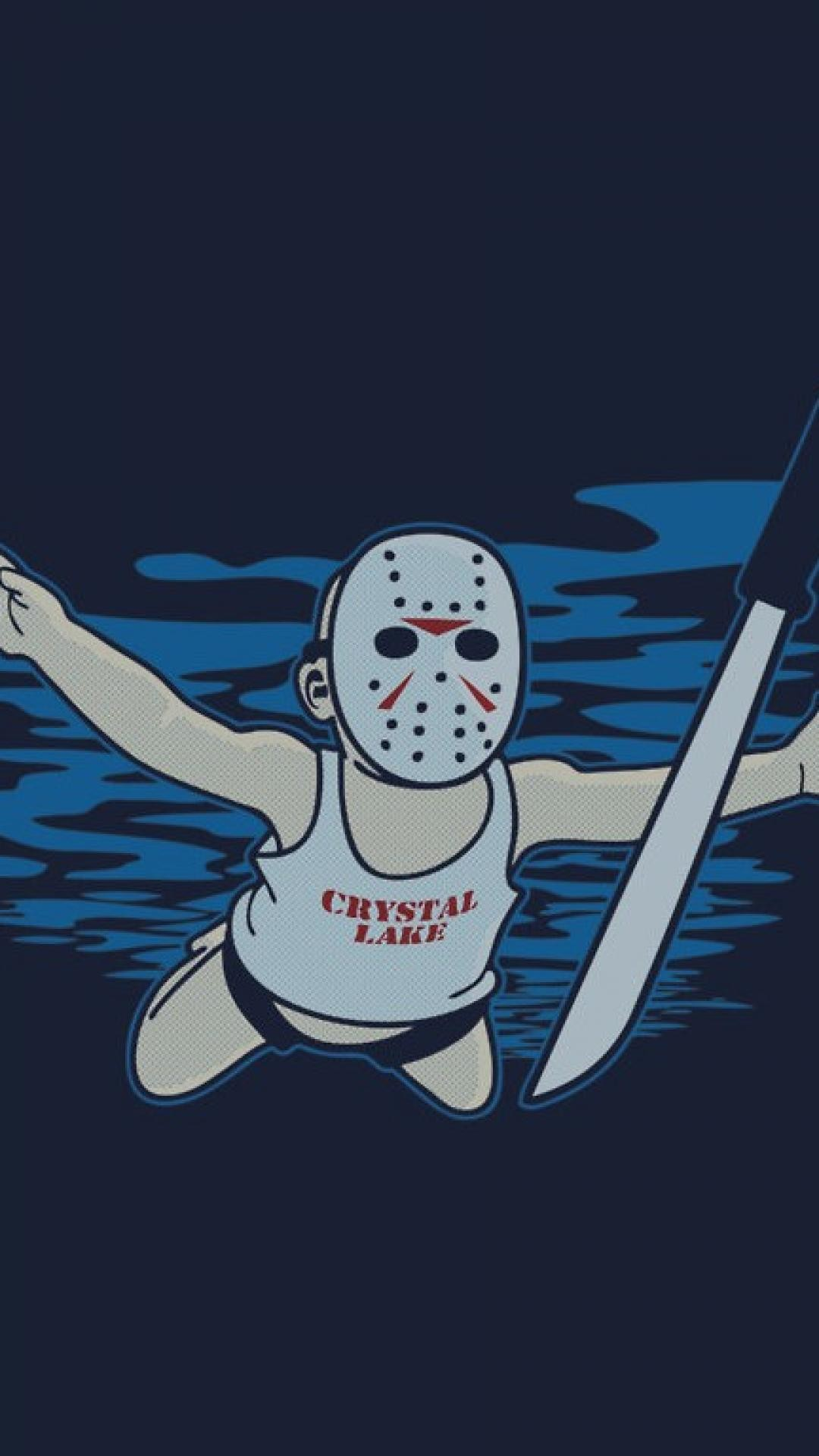 1080x1920 Jason Voorhees Wallpaper Android / Image Source