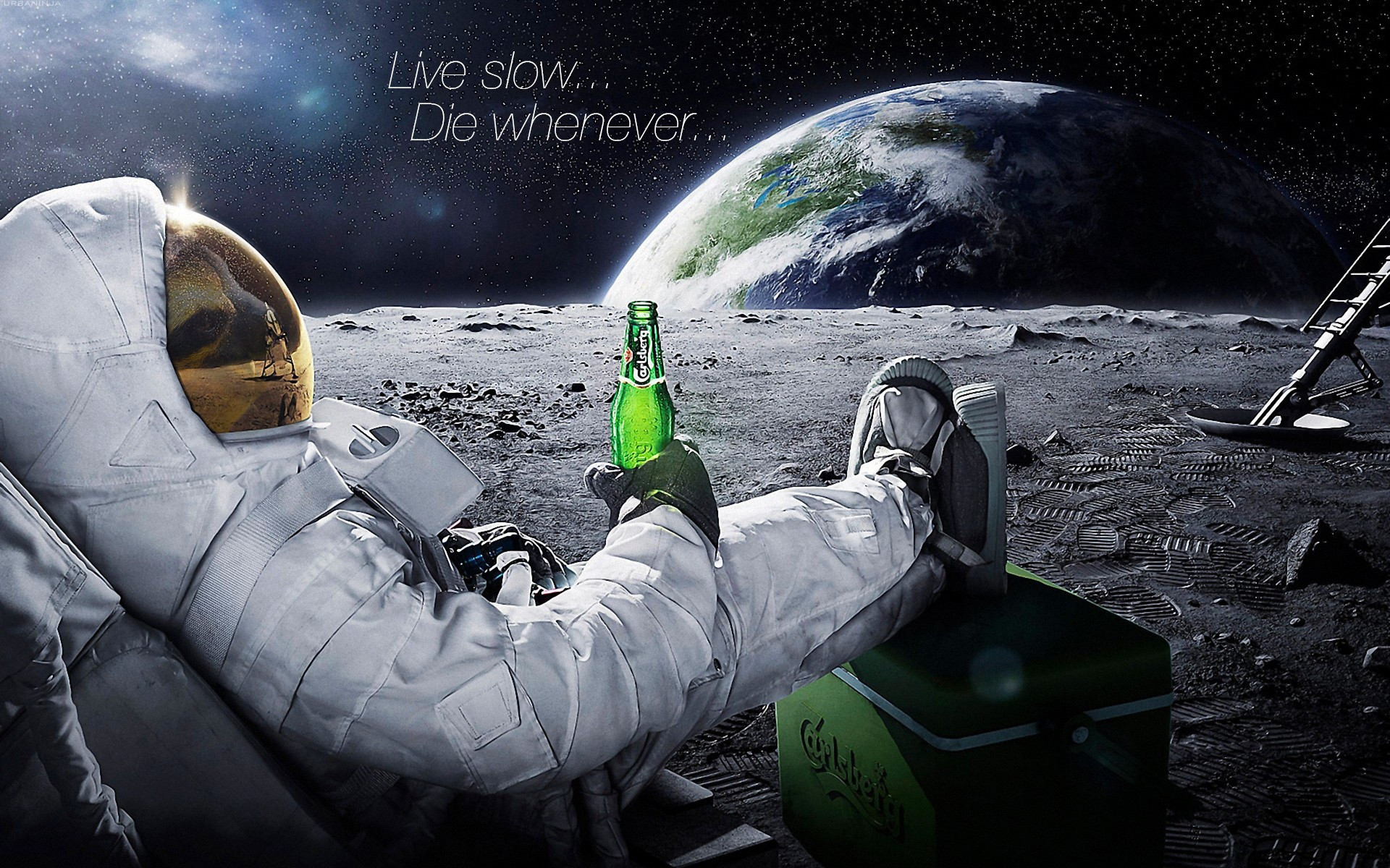 1920x1200 Cool sloth astronaut wallpaper/meme ...