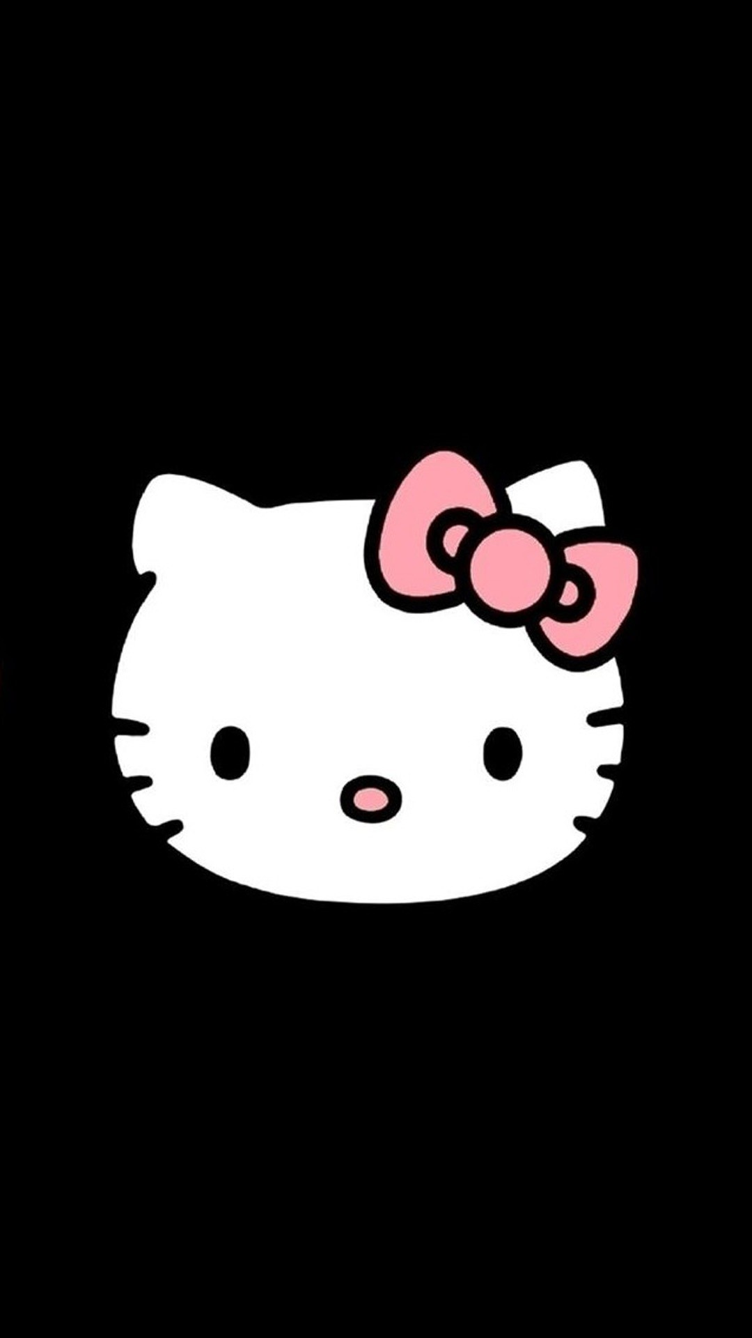 1080x1920 cute hello kitty wallpaper image for iphone mobile