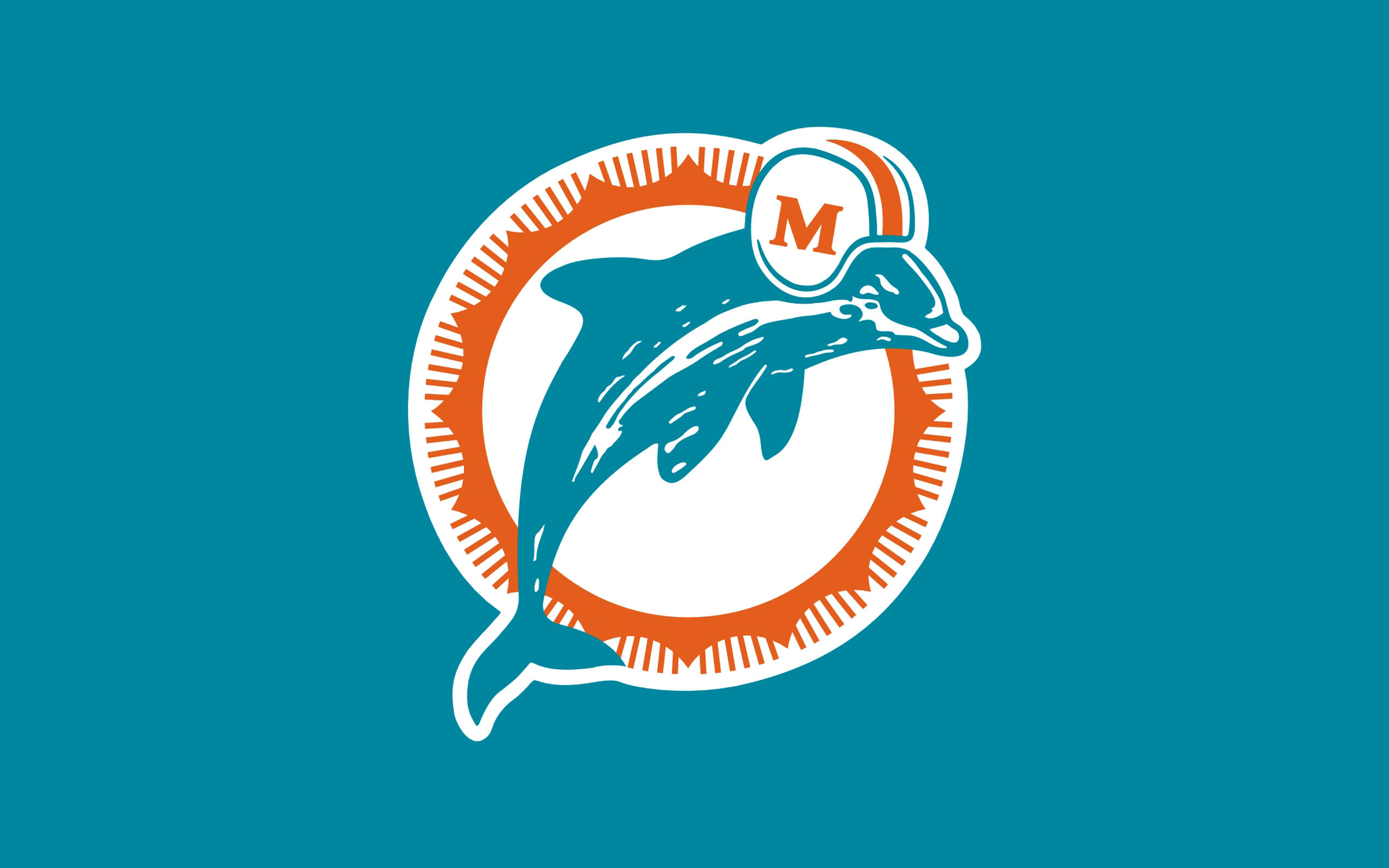 2560x1600 ... miami dolphins wallpaper 14702  px hdwallsource com ...