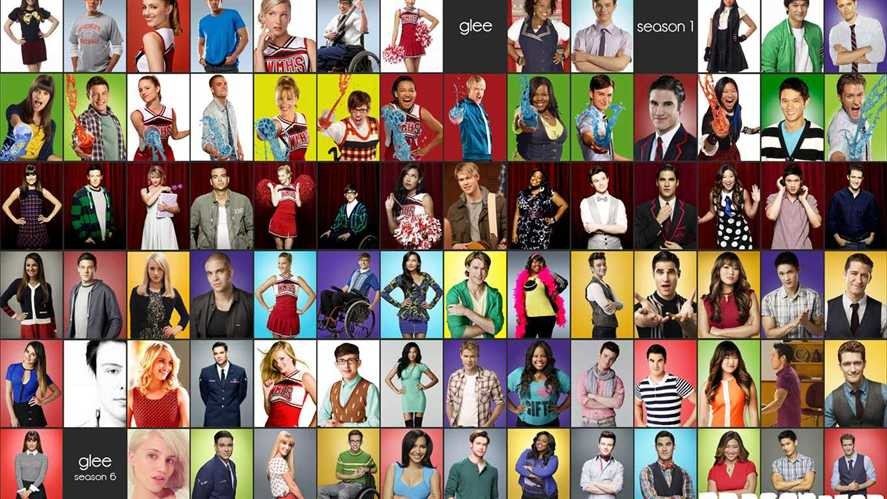 Glee Wallpaper For Phone 63 Images
