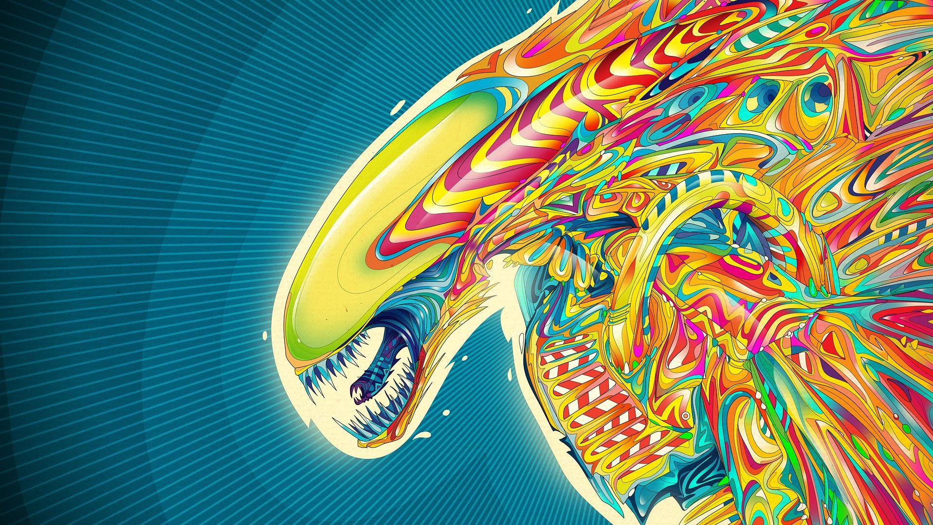 1920x1080 Tags:  Psychedelic Cool