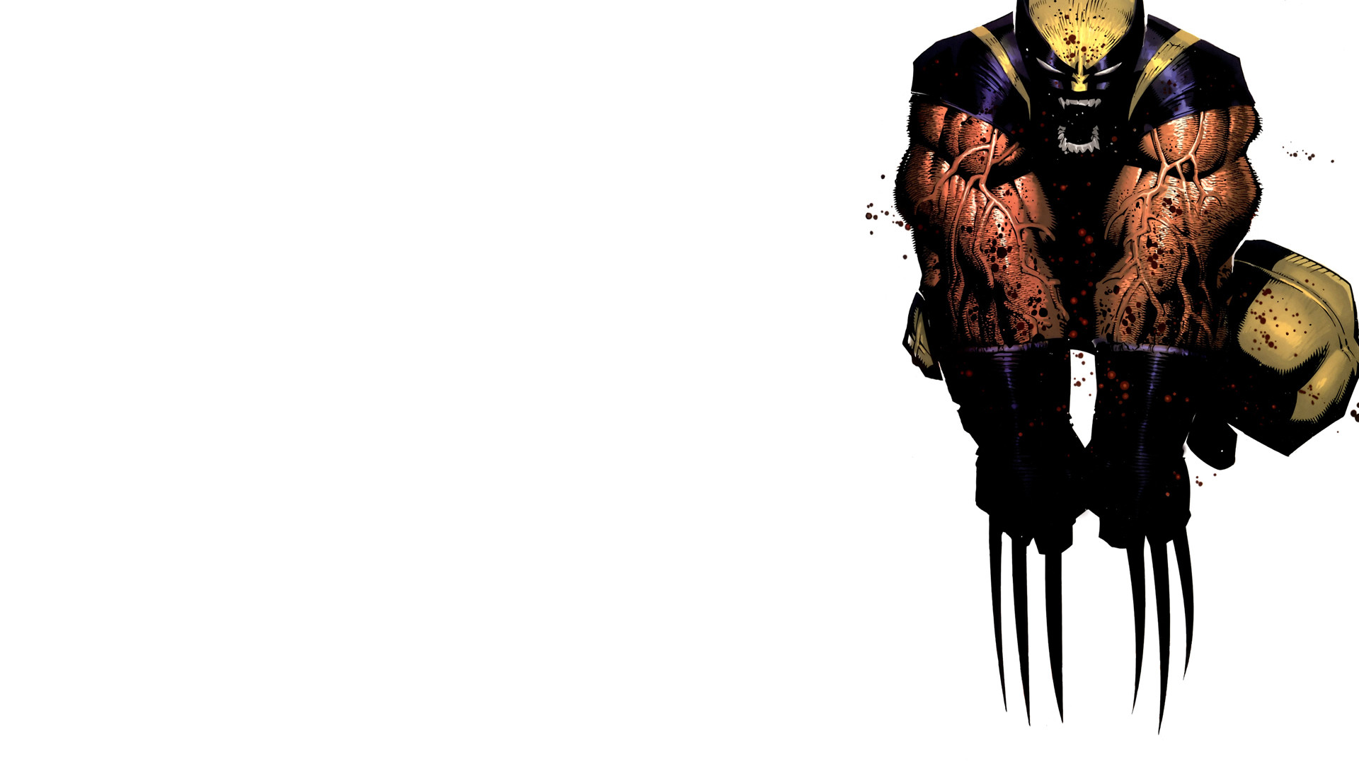 1920x1080 Marvel Wolverine Wallpaper - WallpaperSafari