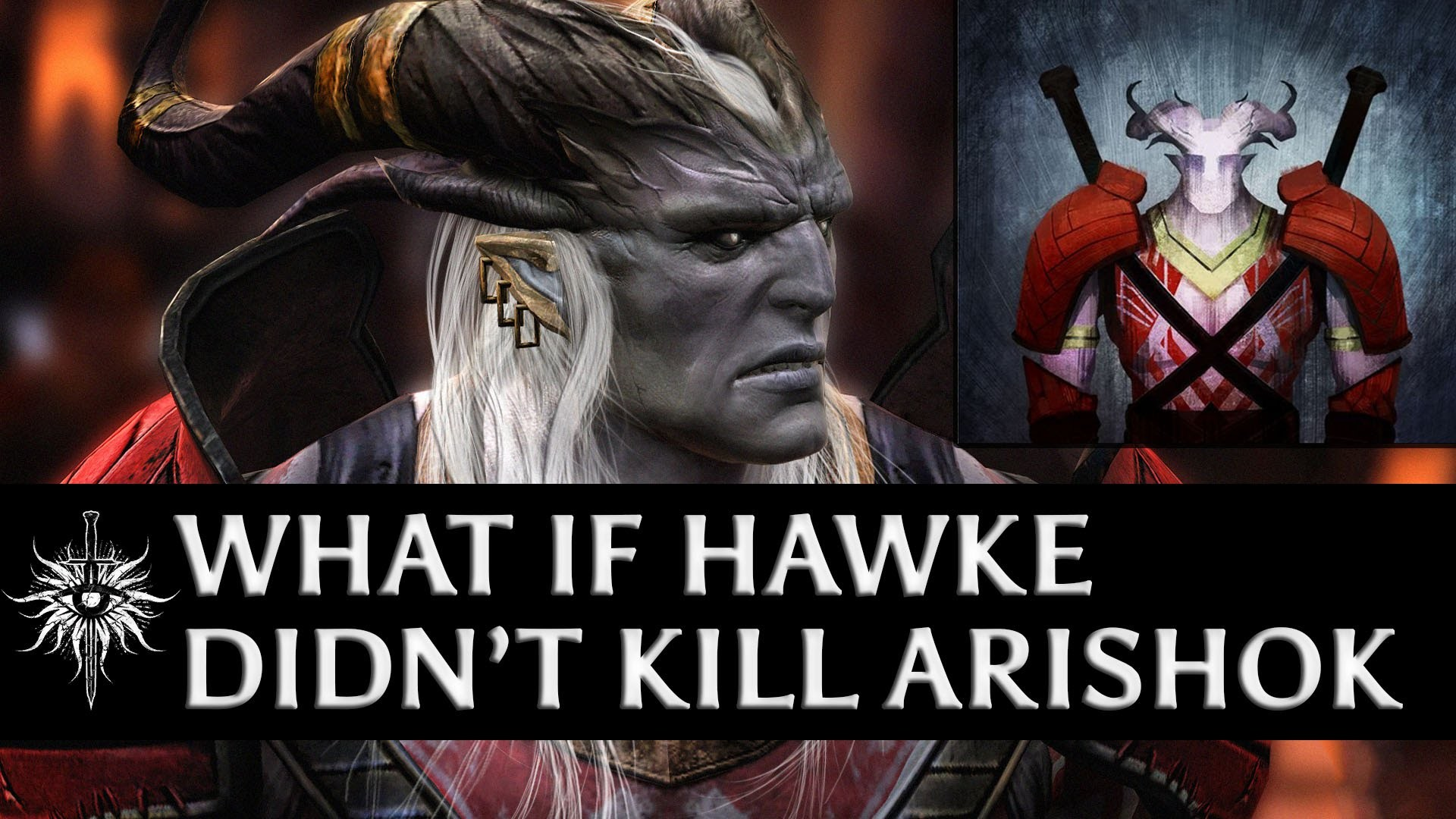 1920x1080 Dragon Age: Inquisition - What if Hawke didn't kill the Arishok in DA2 -  YouTube