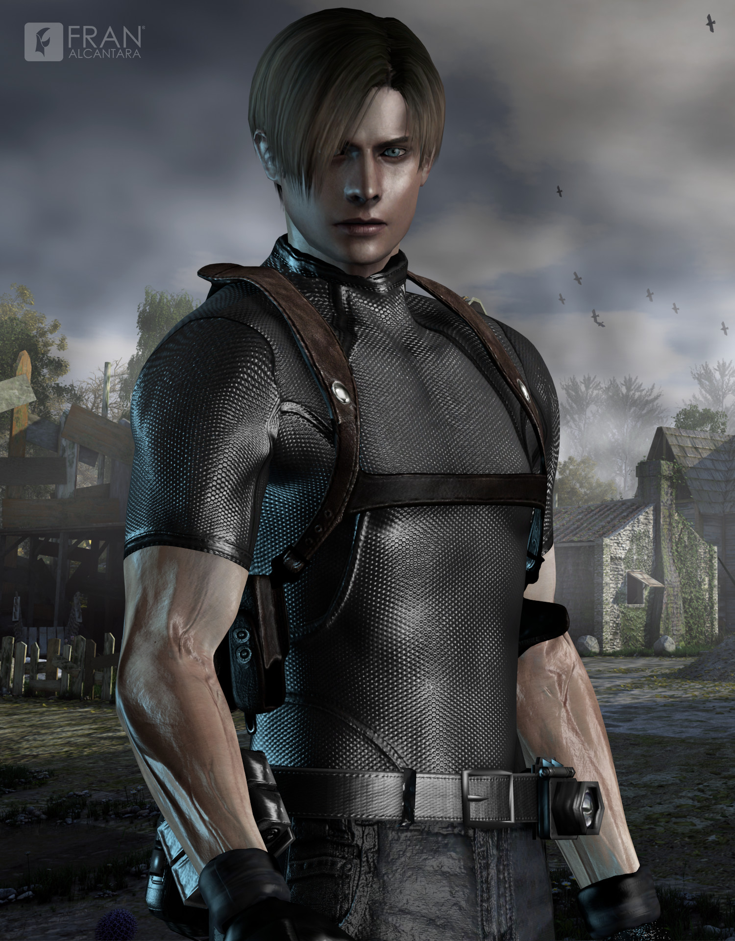 Leon S Kennedy Wallpaper 78 Images