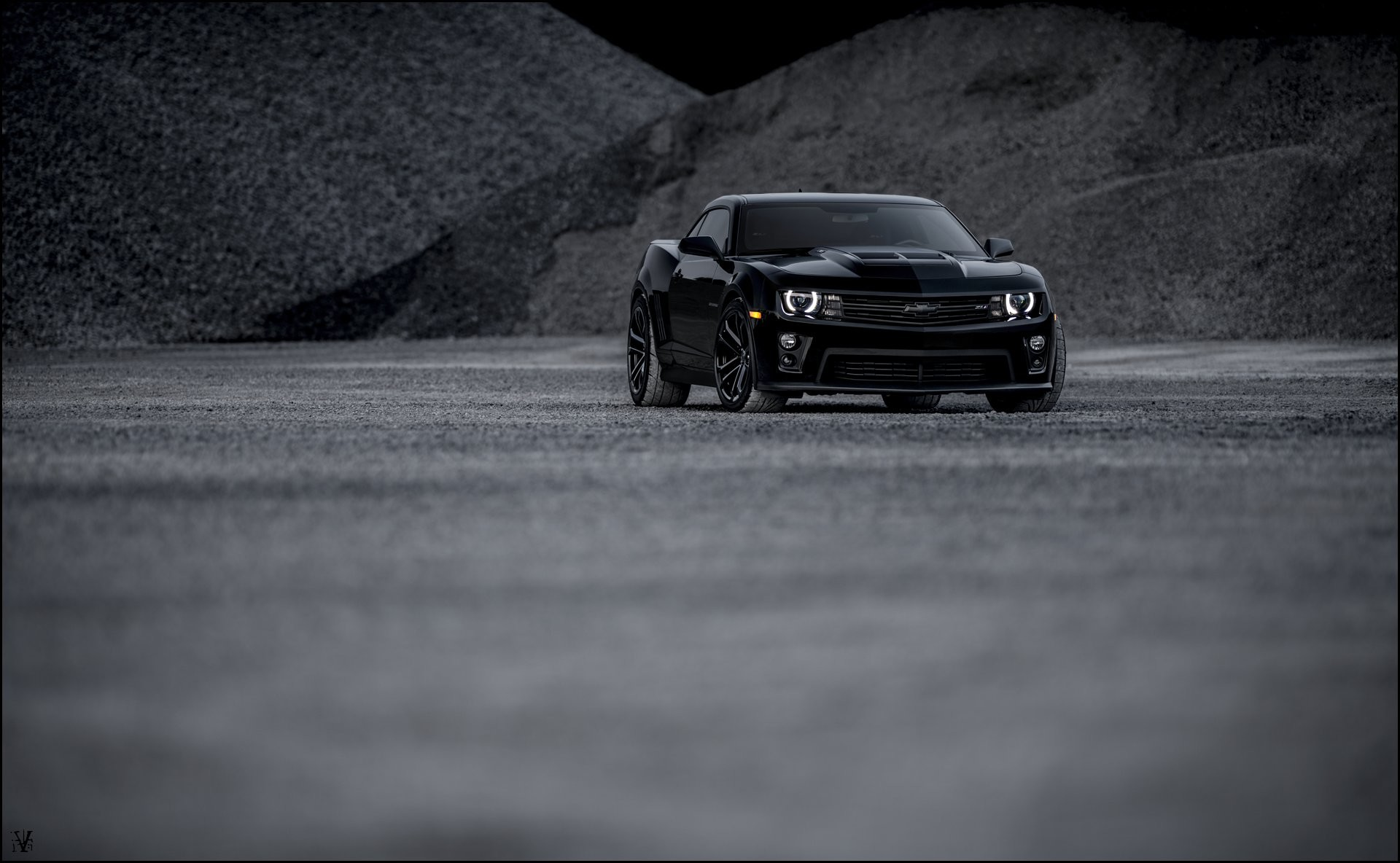 1920x1184 Black Camaro Zl1 Wallpaper ...