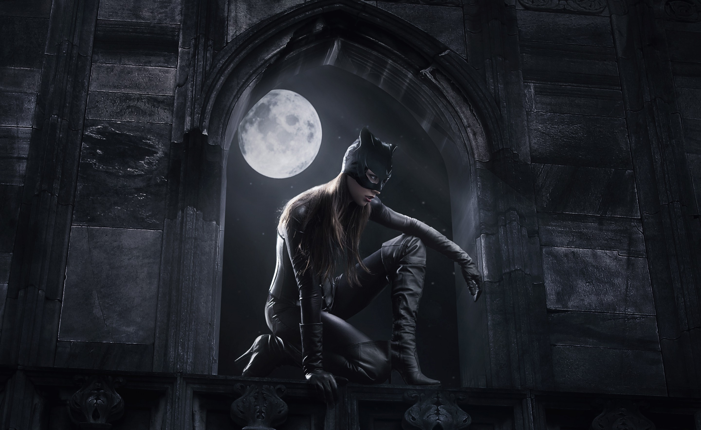 Catwoman wallpaper hd 79 images - Art wallpaper hd for mobile ...