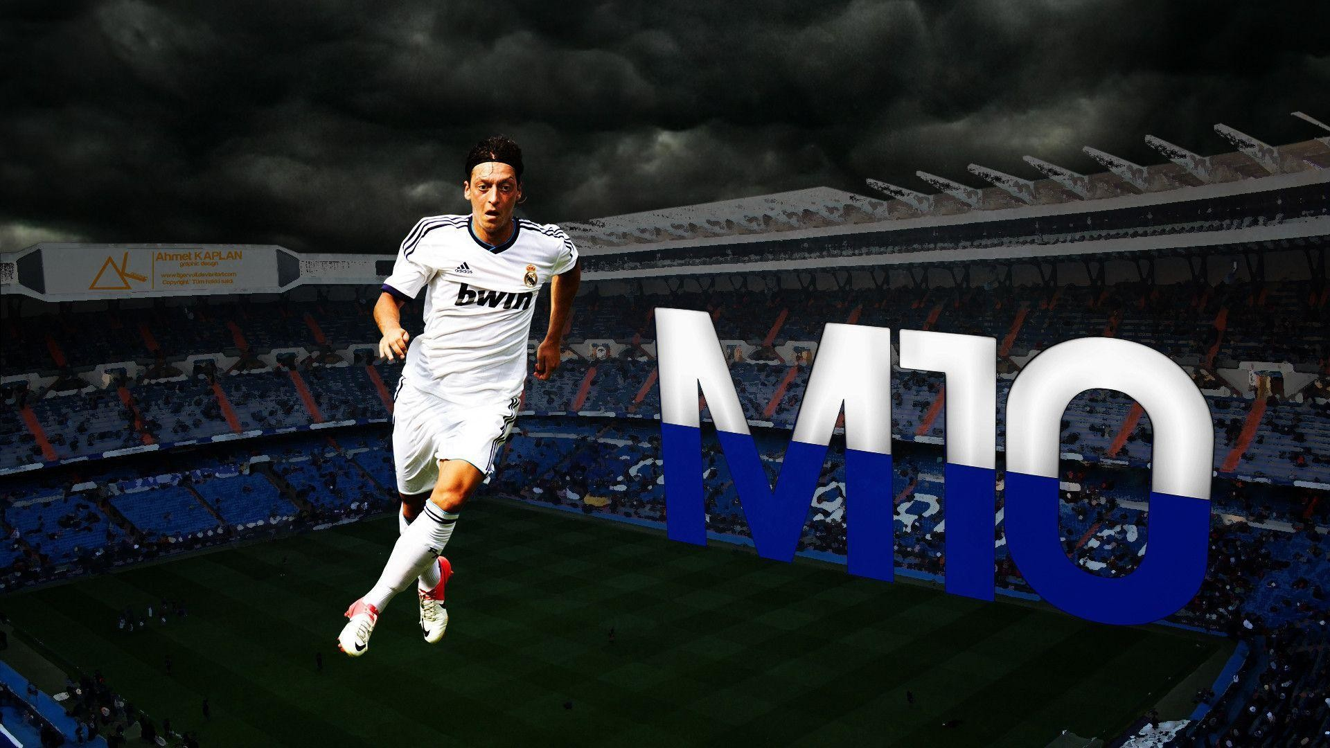 Mesut Ozil 15 2016 Wallpaper By Designer Alateewish On: Ozil Wallpaper (80+ Images