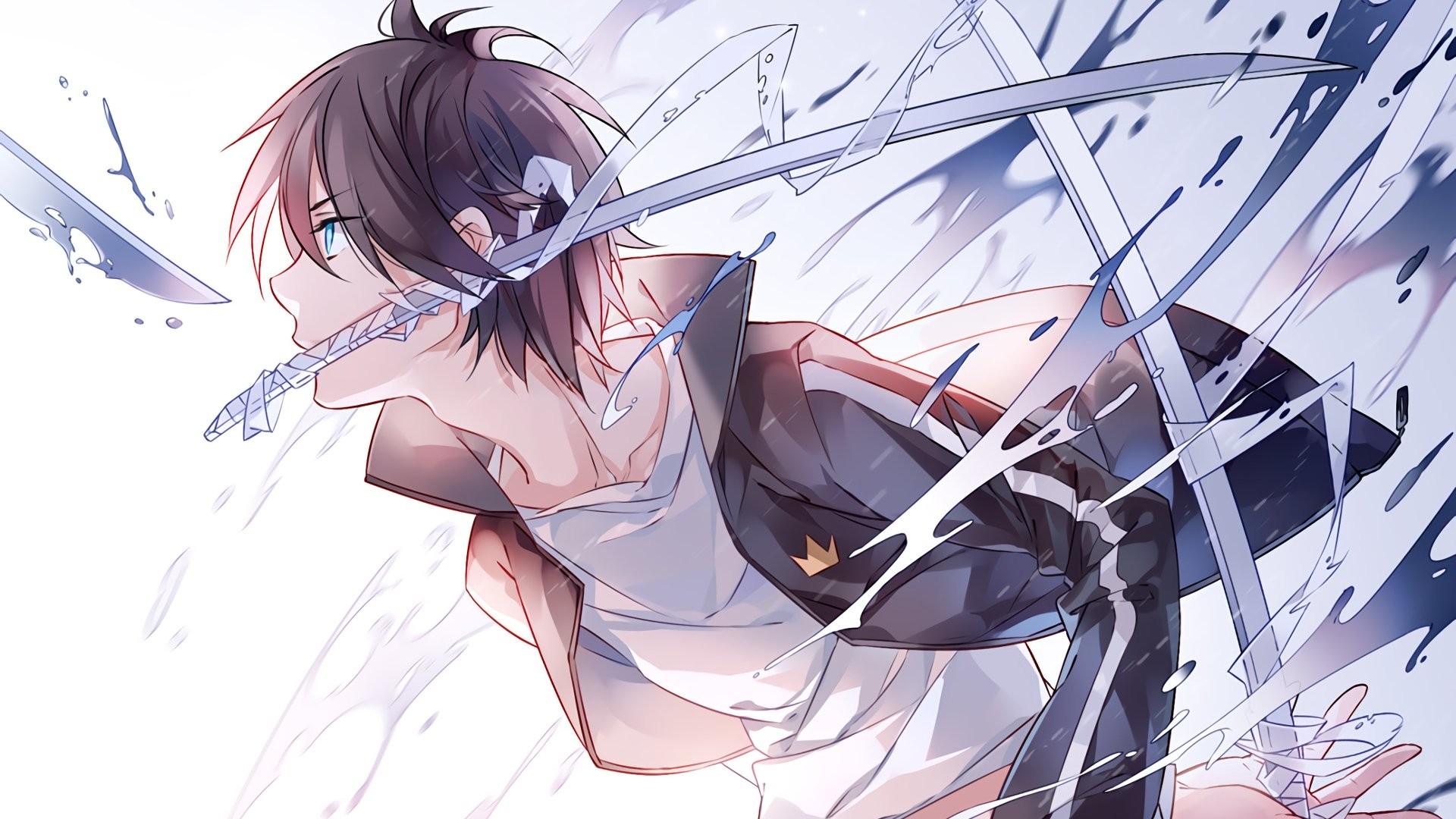 X Hd Wallpaper Background Id X Anime Noragami