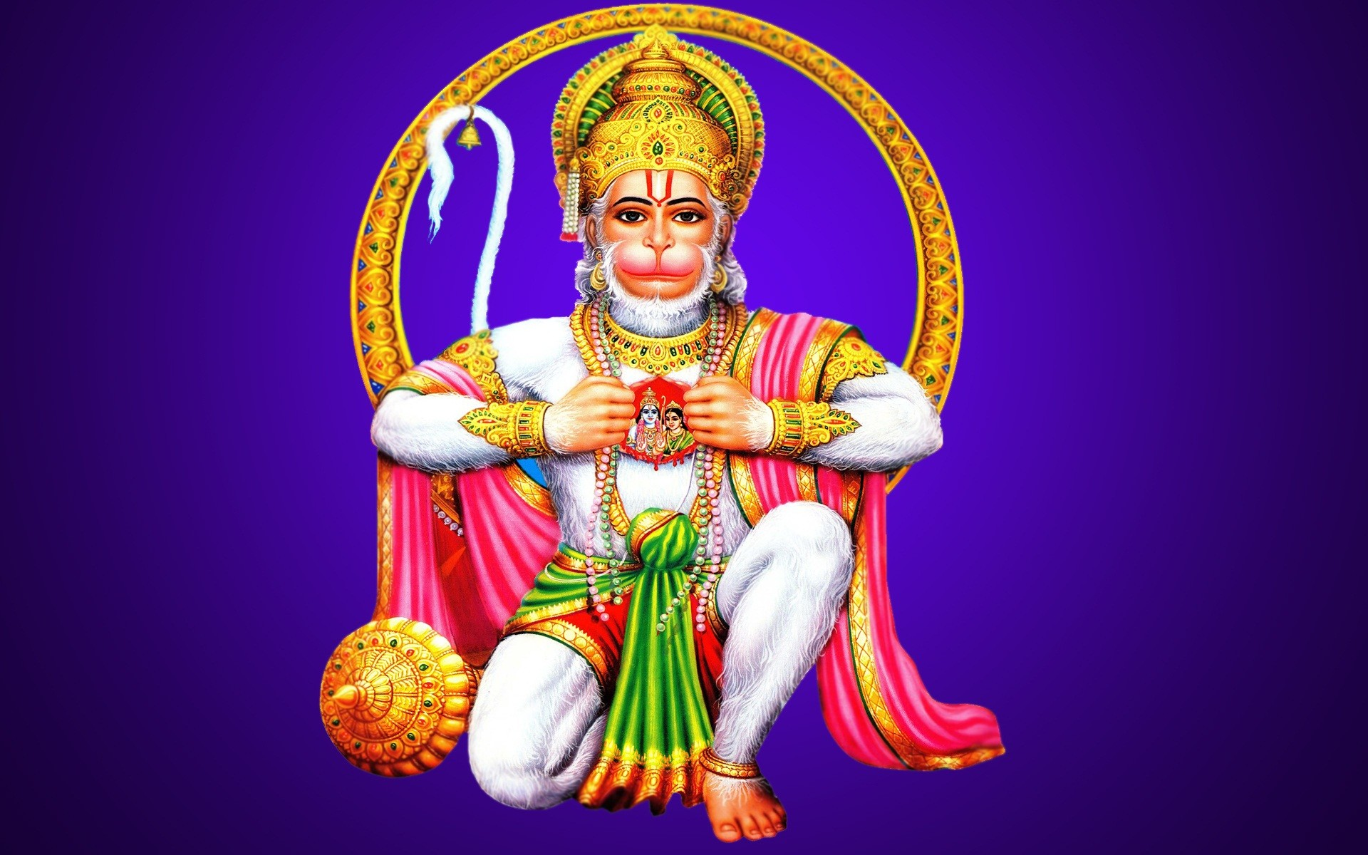 1920x1200 Download Lord Hanuman Shri Ram HD Wallpapers Ji