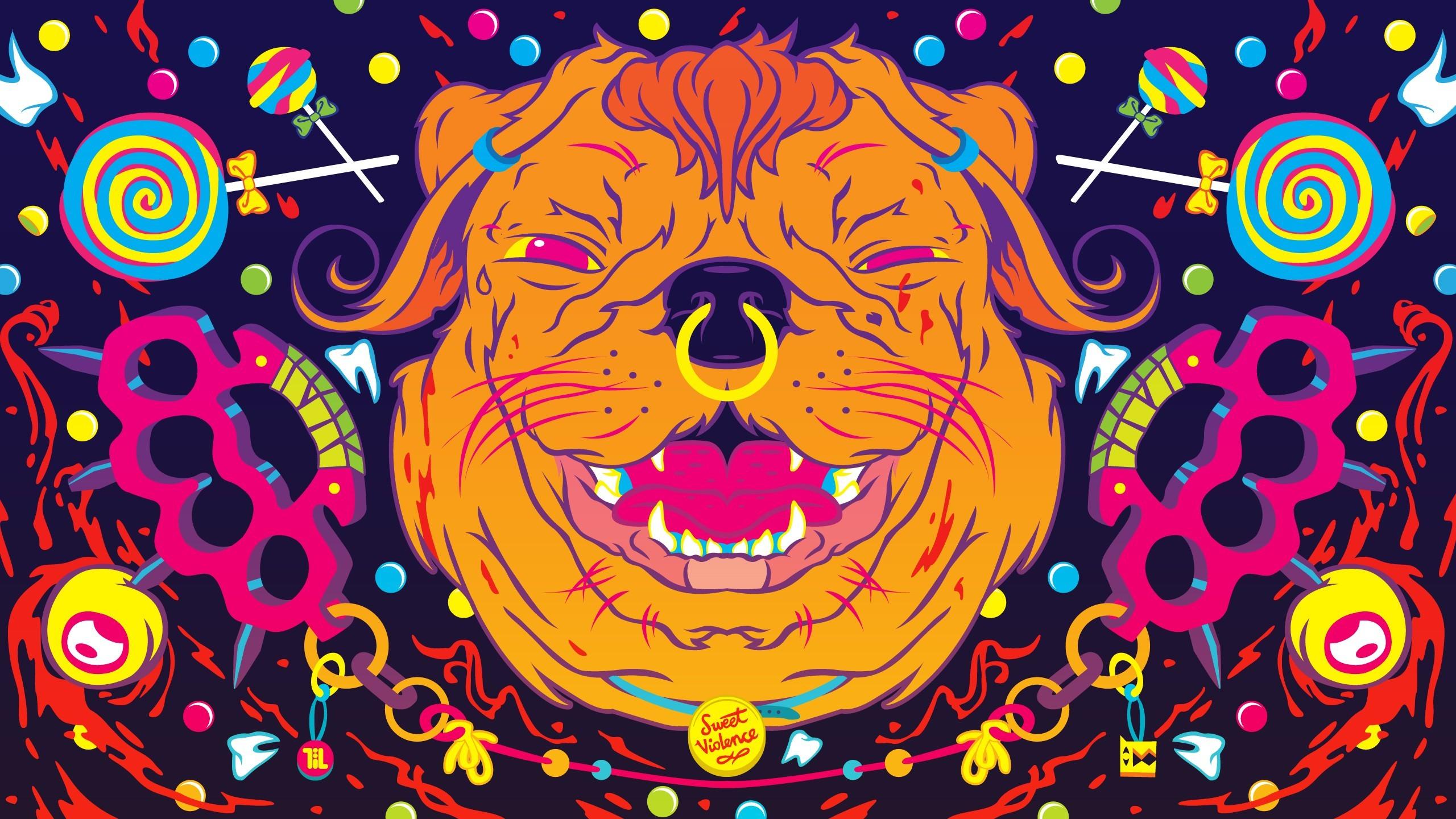 Trippy Art Wallpaper (67+ Images