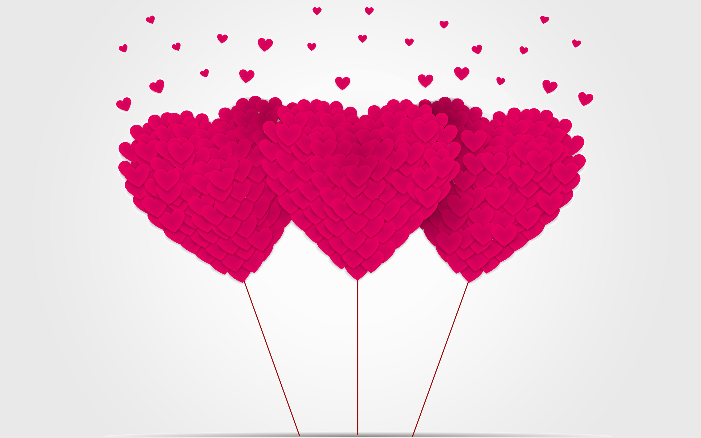 Cute Hearts Wallpaper (51+ images)