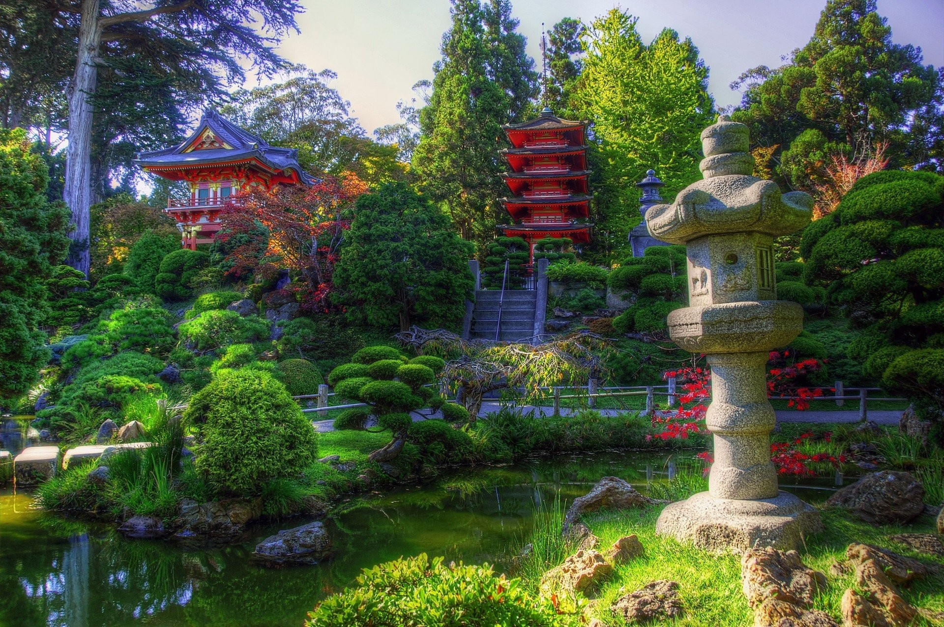 japanese garden hd wallpaper 57 images