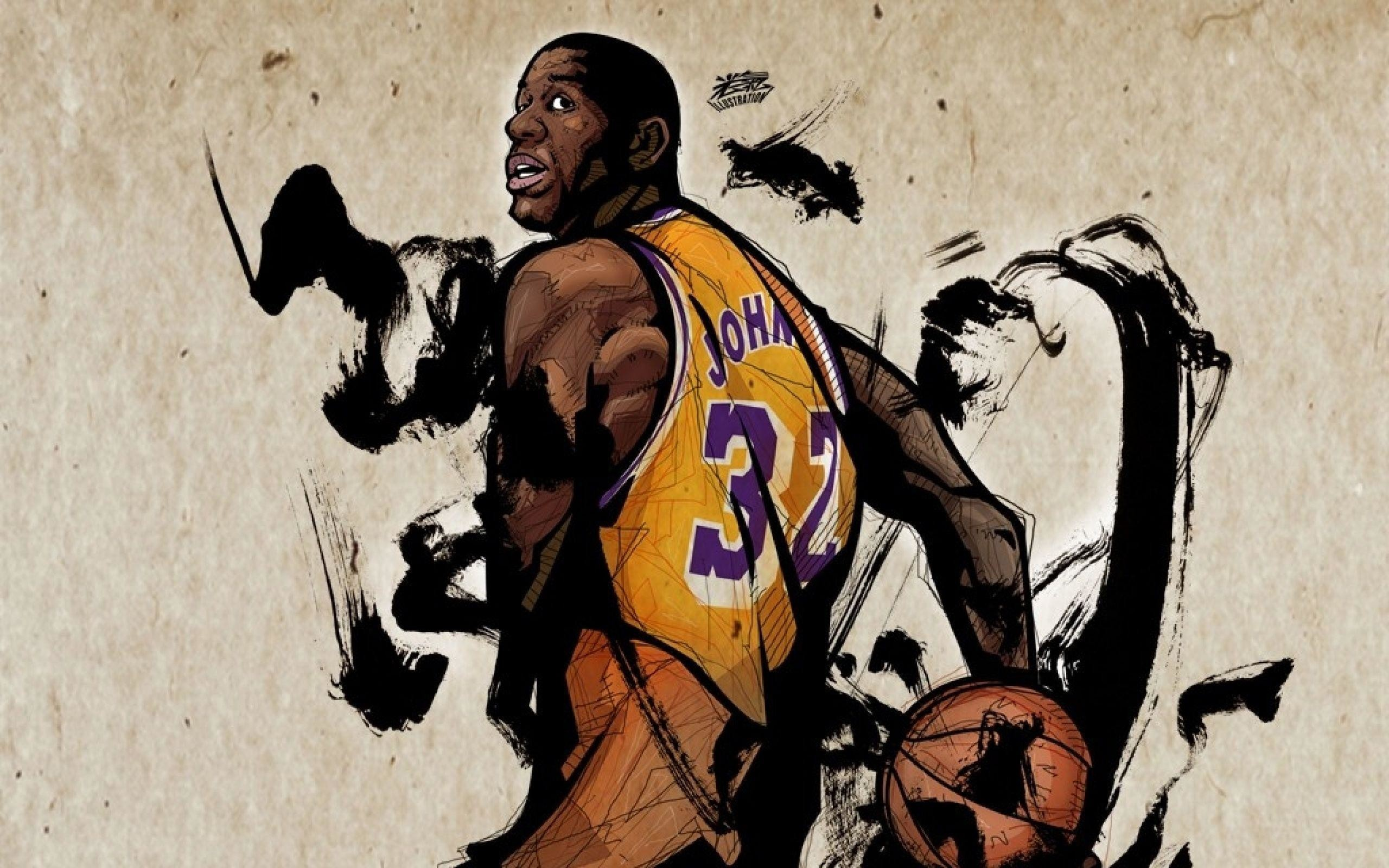 2560x1600 Magic Johnson Wallpapers