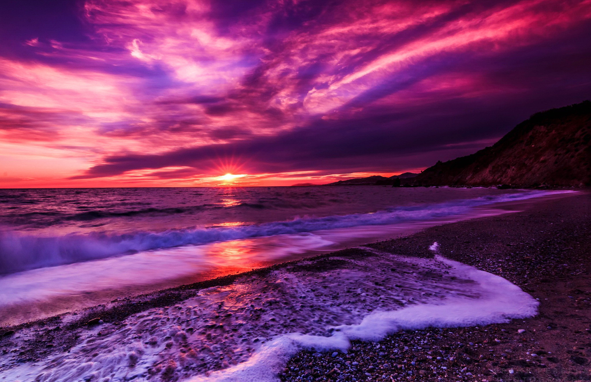 Purple Desktop Wallpaper (60+ images)