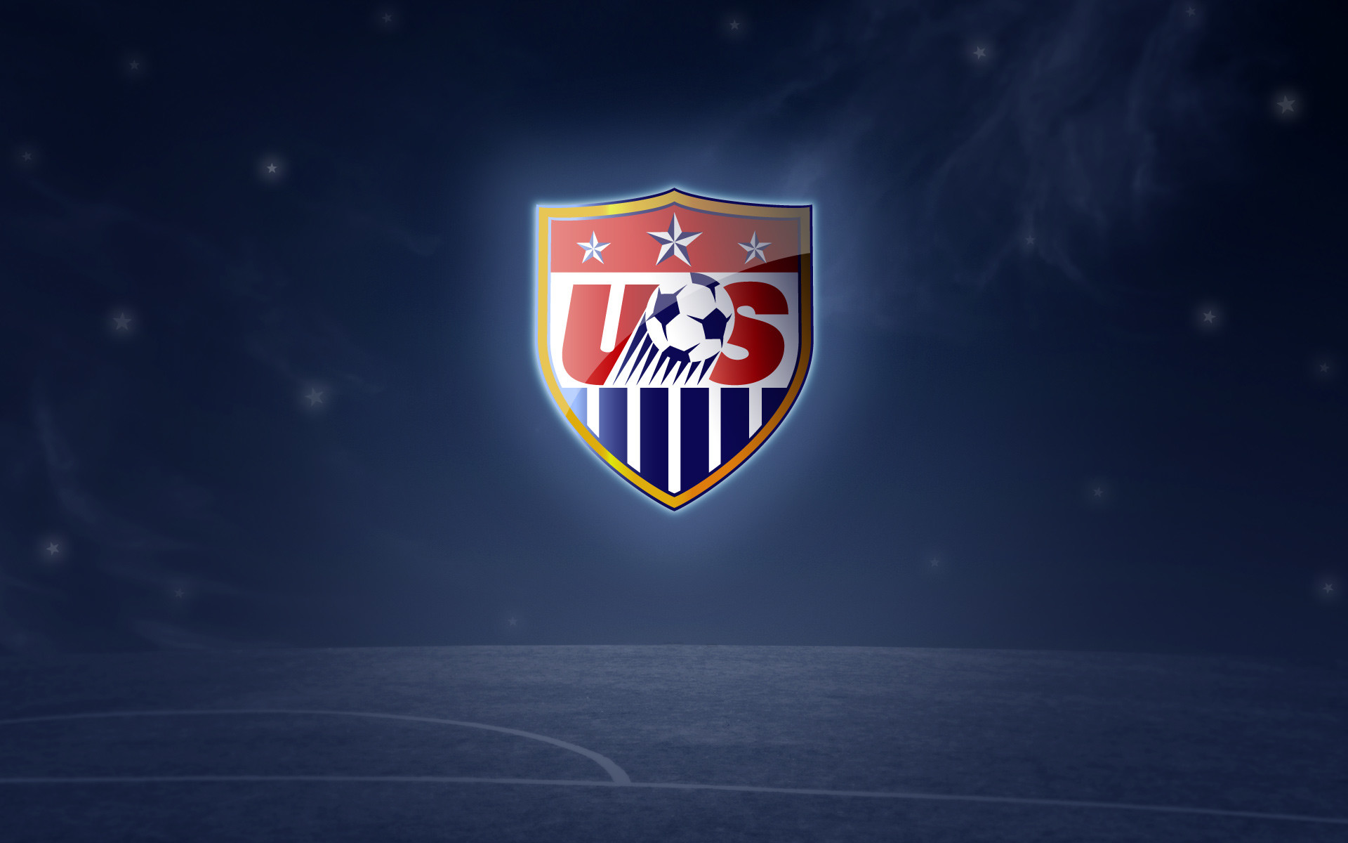 1920x1200 US Soccer Wallpaper