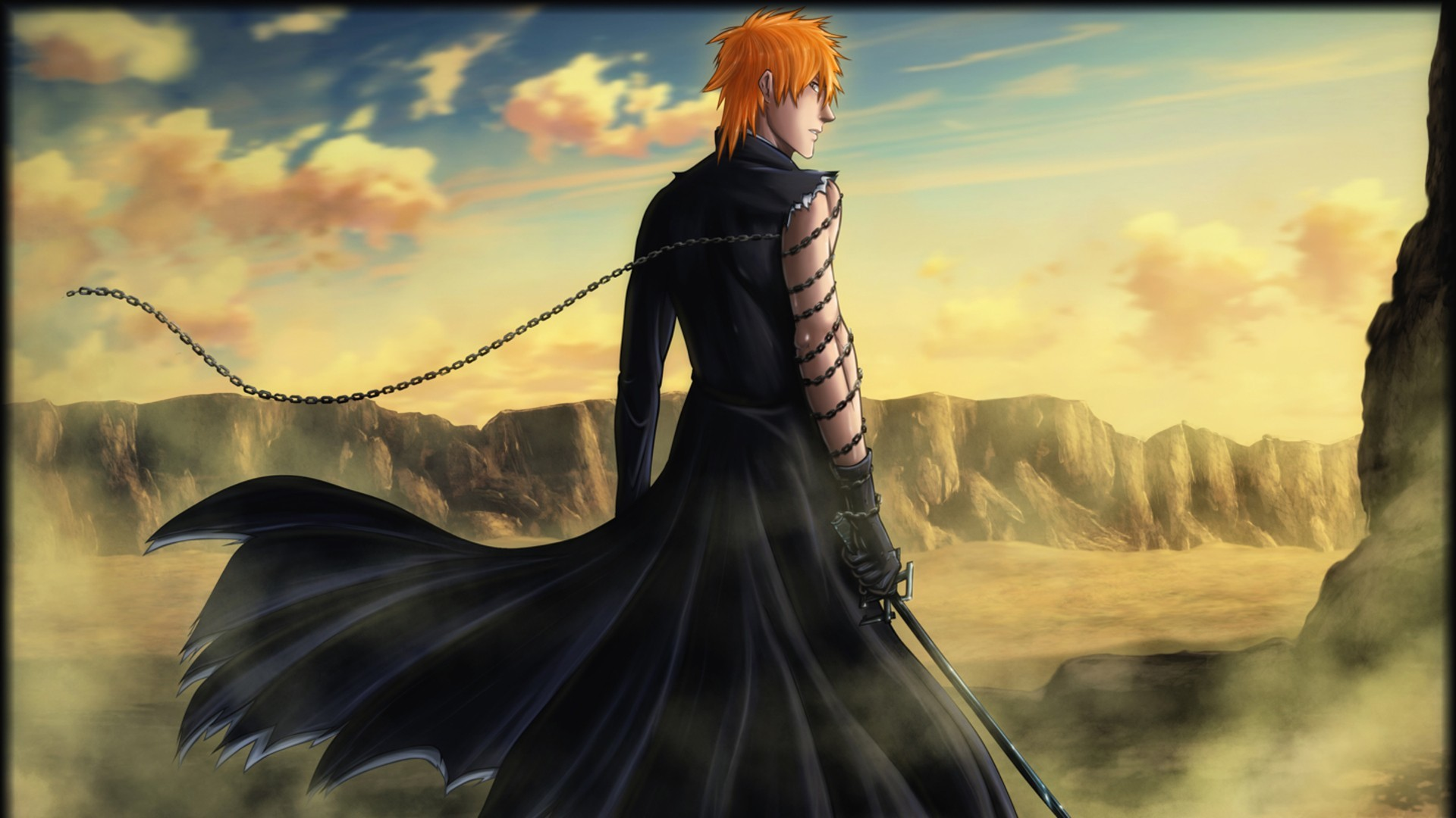 2560x1080 Related Wallpapers Bleach Naruto Preview