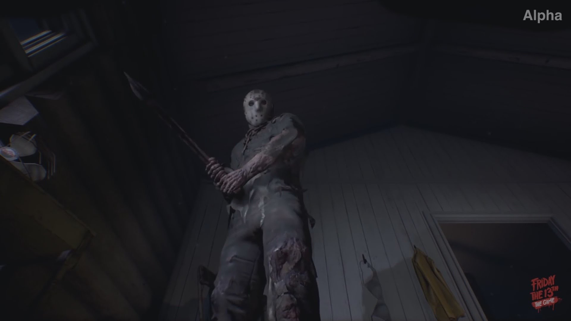 1920x1080 FRIDAY THE 13th The Game - Jason Gameplay (Xbox One/PS4/PC)