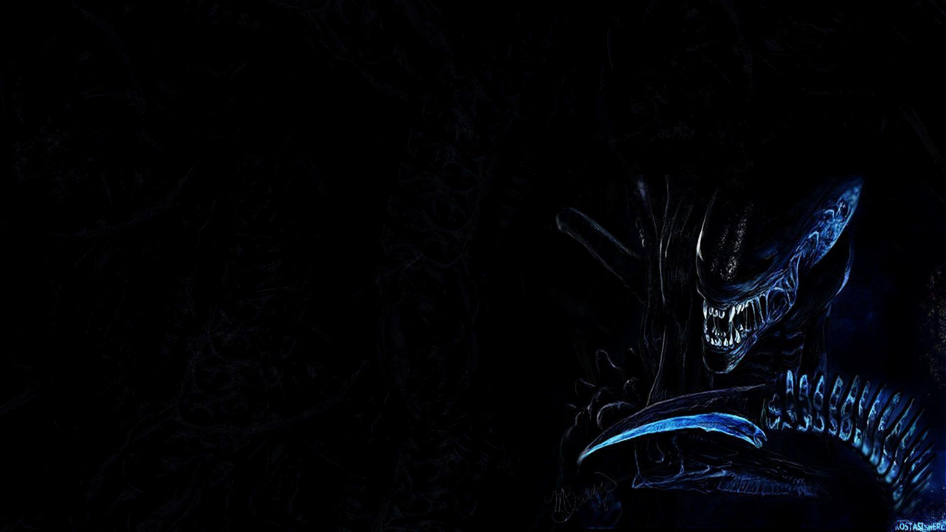 Space Alien Wallpaper (74+ images)