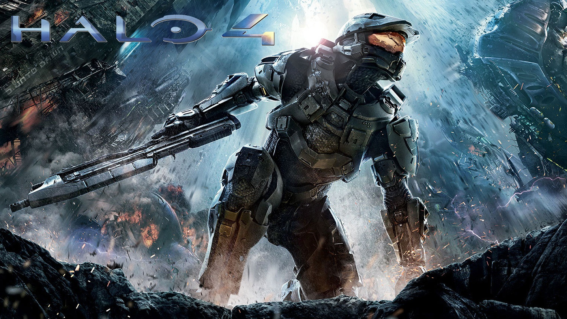 1920x1080 Wallpaper #5 Wallpaper from Halo 4