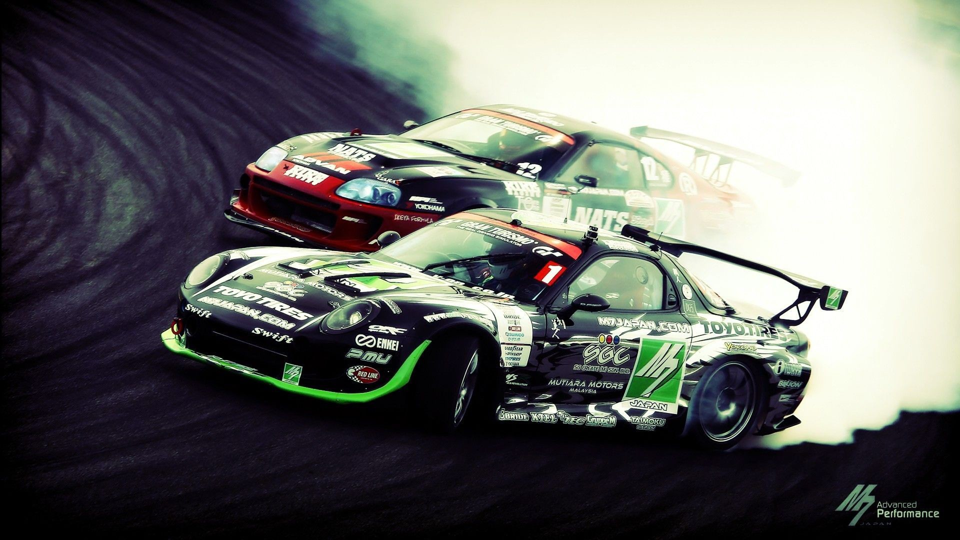 1920x1080 Supra Drift Wallpaper Desktop #0k2