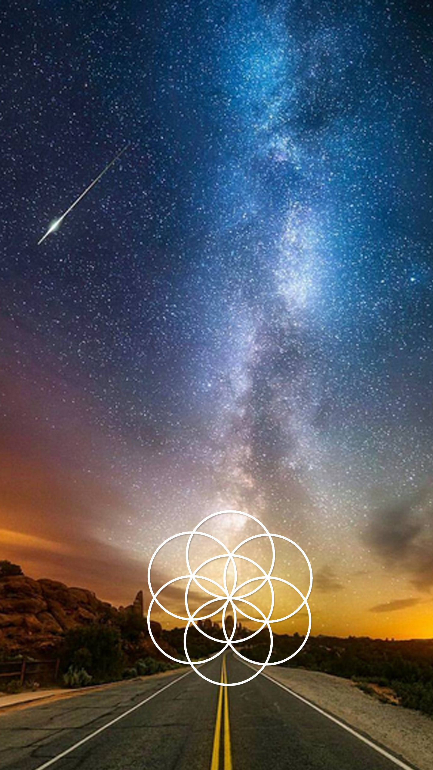 1440x2560 Sacred Geometry Galaxy S7 Wallpaper - image #807916
