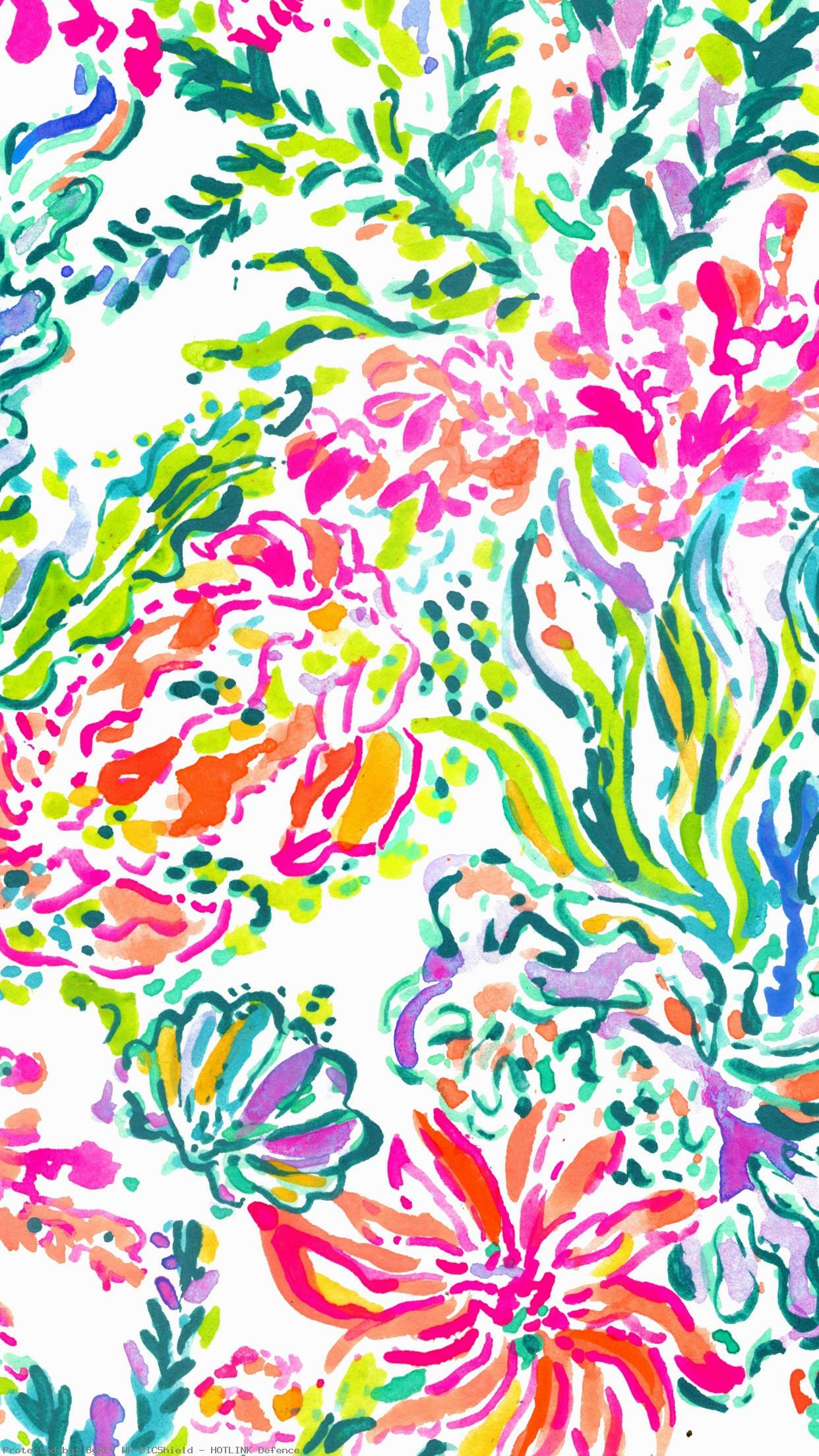 Lilly pulitzer wallpaper backgrounds