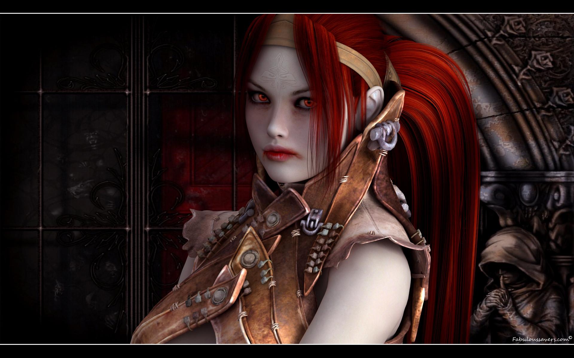 Gothic Vampire Wallpaper (58+ images)