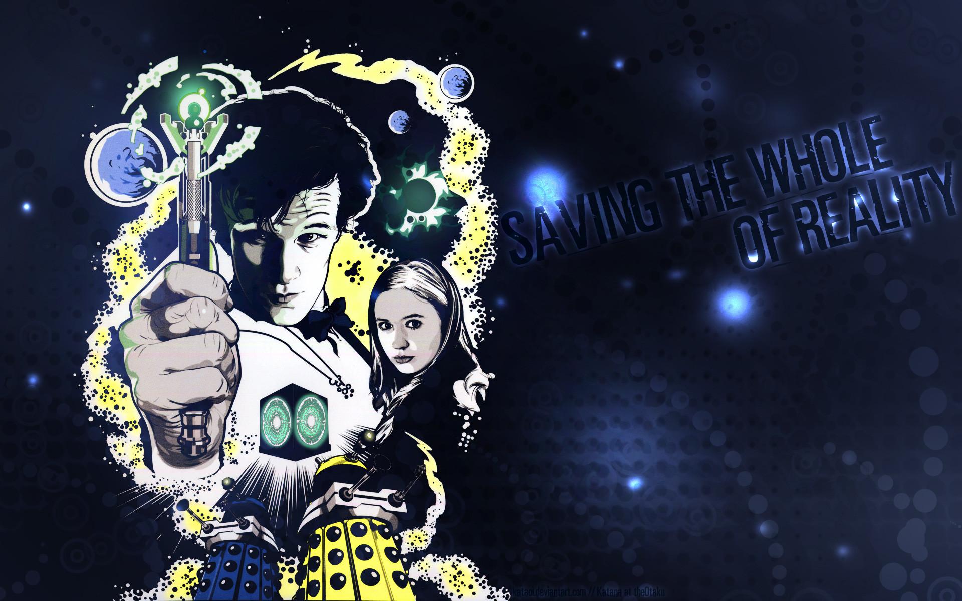 1920x1200 Doctor Who Sonic Screwdriver Dalek sci-fi wallpaper |  | 70716 |  WallpaperUP