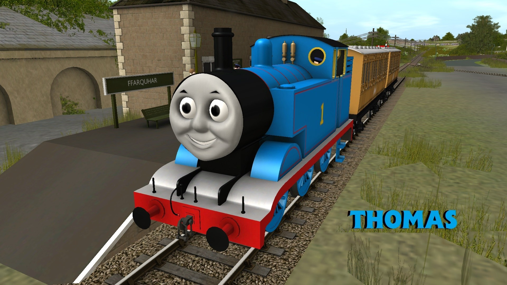 1920x1080 Henry Thomas and Friends Wiki