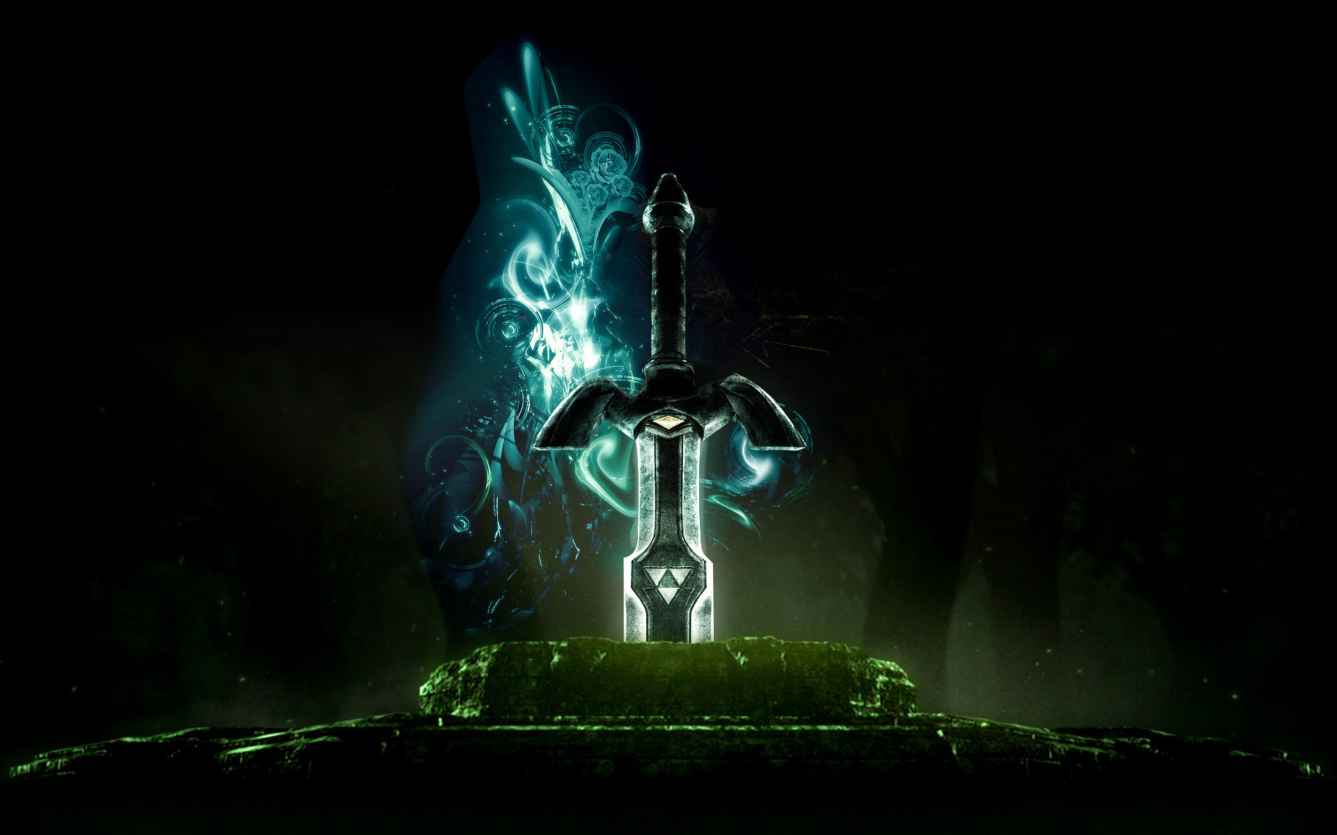 1920x1200 Master Sword wallpaper [] ...